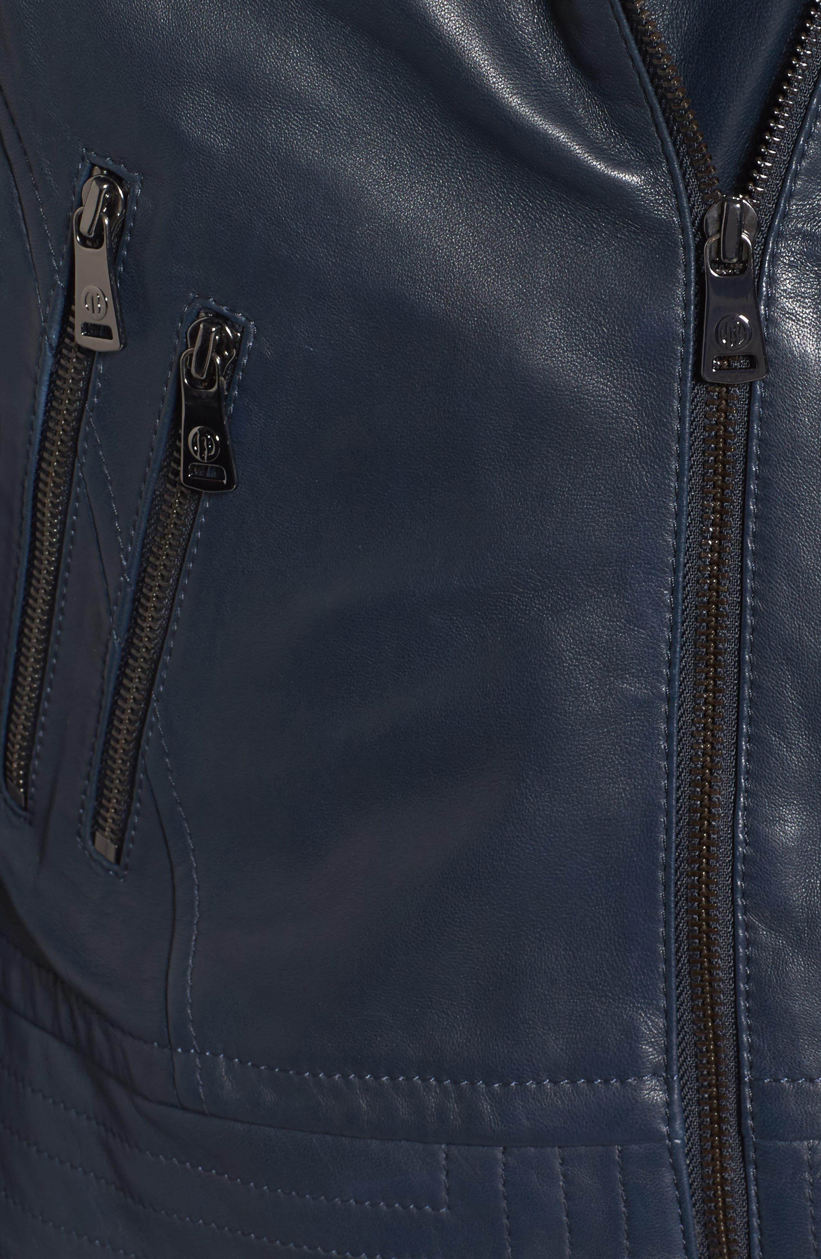 Alternate Image 5  - Bernardo Lirio Moto Jacket