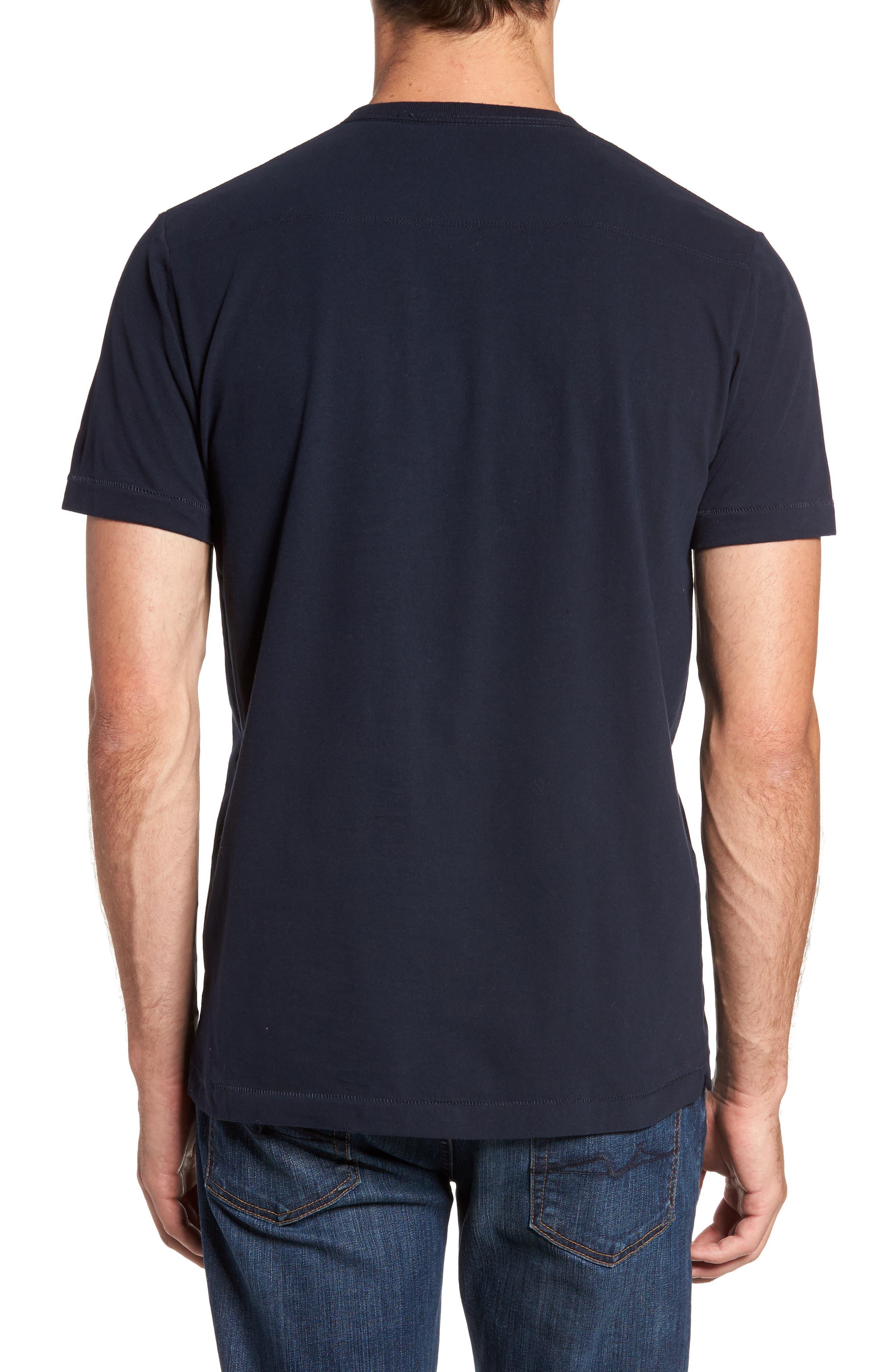 Alternate Image 2  - French Connection Bike Regular Fit T-Shirt