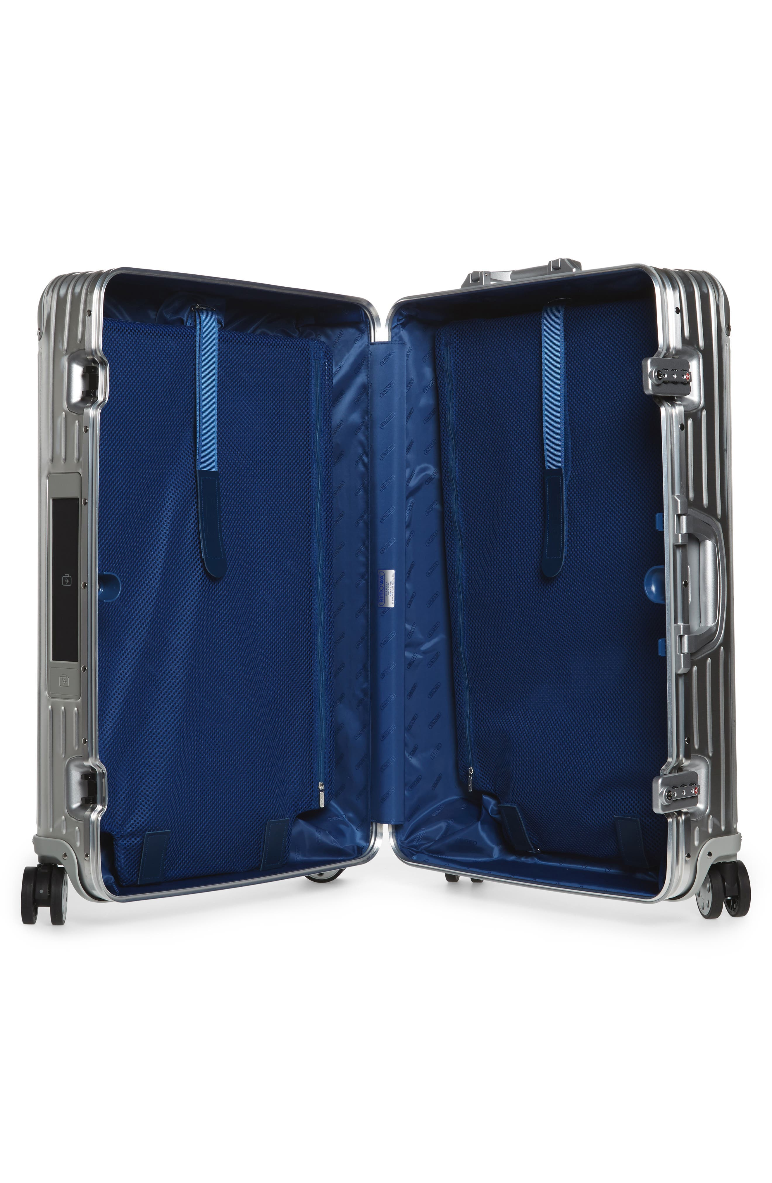 Alternate Image 2  - RIMOWA Topas 29-Inch Sport Multiwheel® Aluminum Packing Case