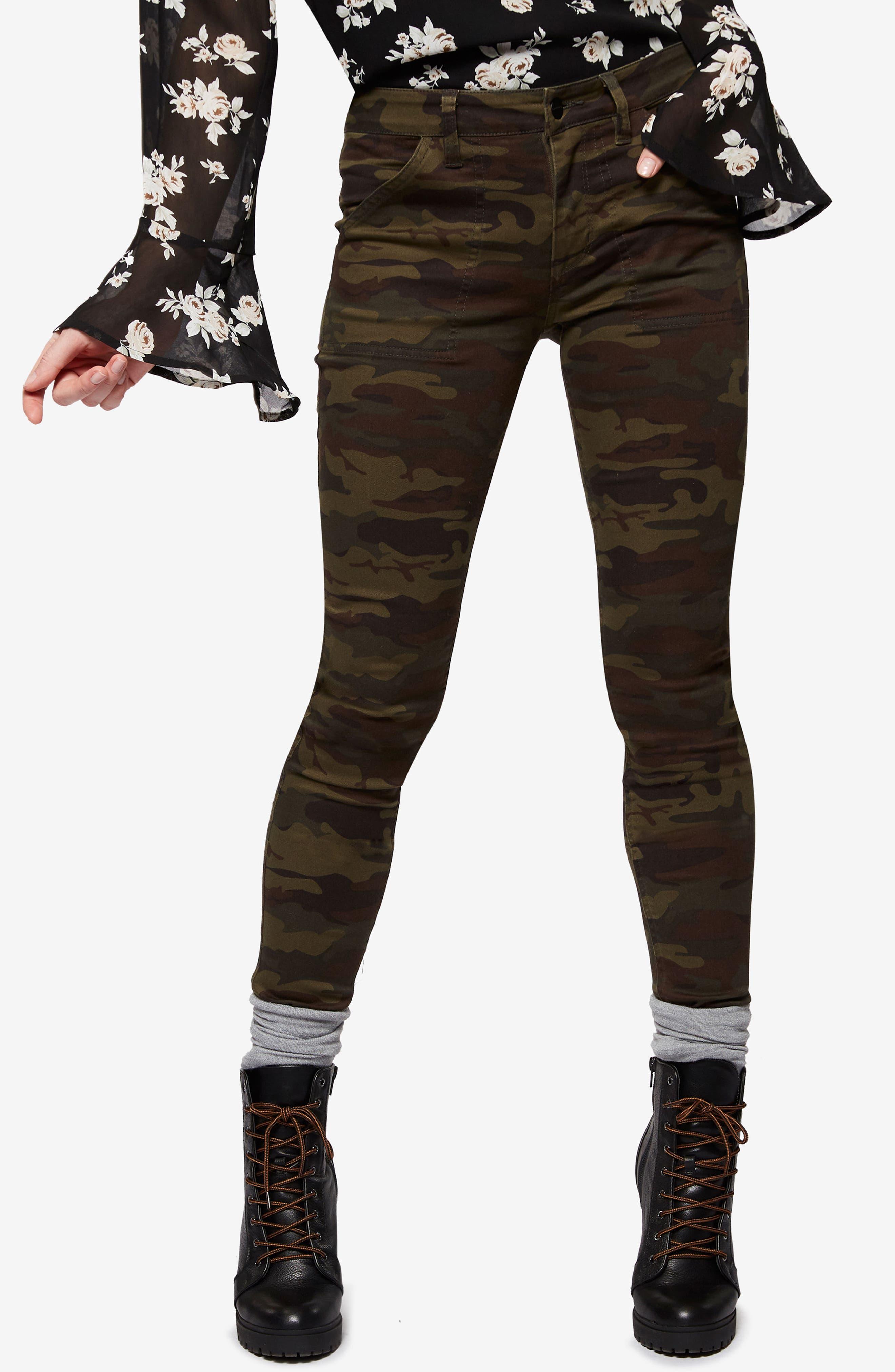 SANCTUARY Admiral Skinny Pants