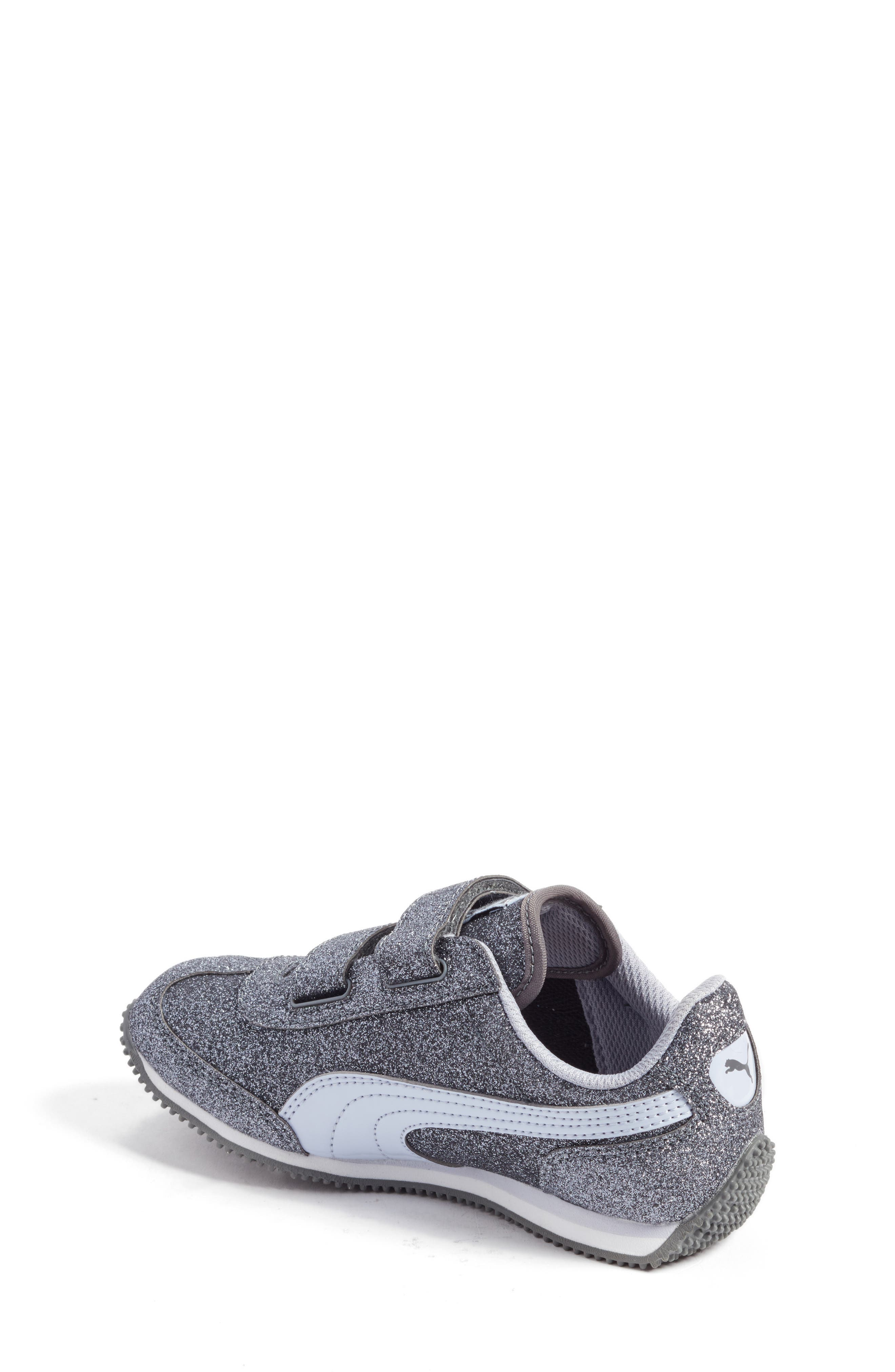 Alternate Image 2  - PUMA Whirlwind Glitz Sneaker (Toddler, Little Kid & Big Kid)