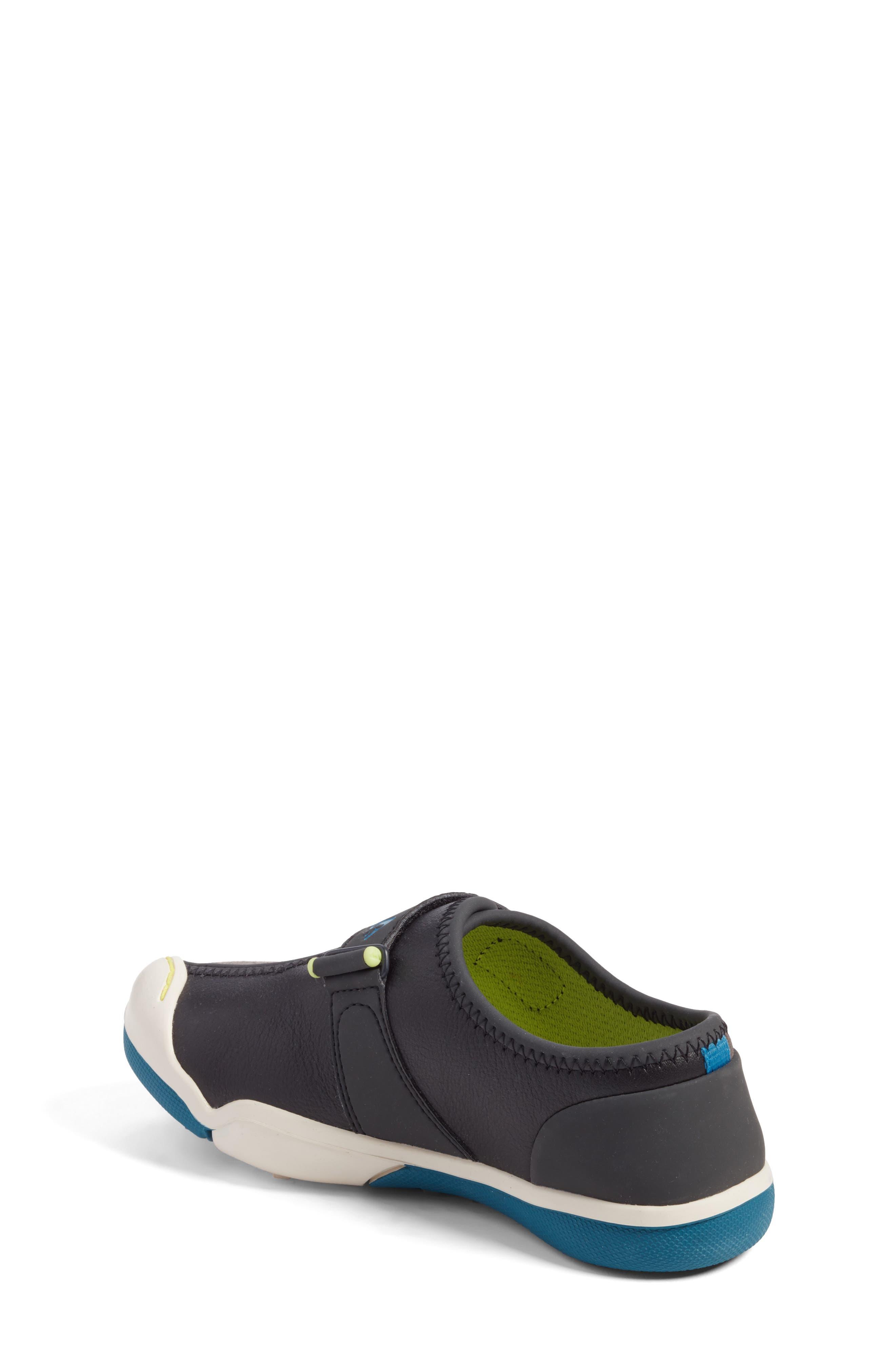 Cam Perforated Sneaker,                             Alternate thumbnail 2, color,                             Lunar Grey