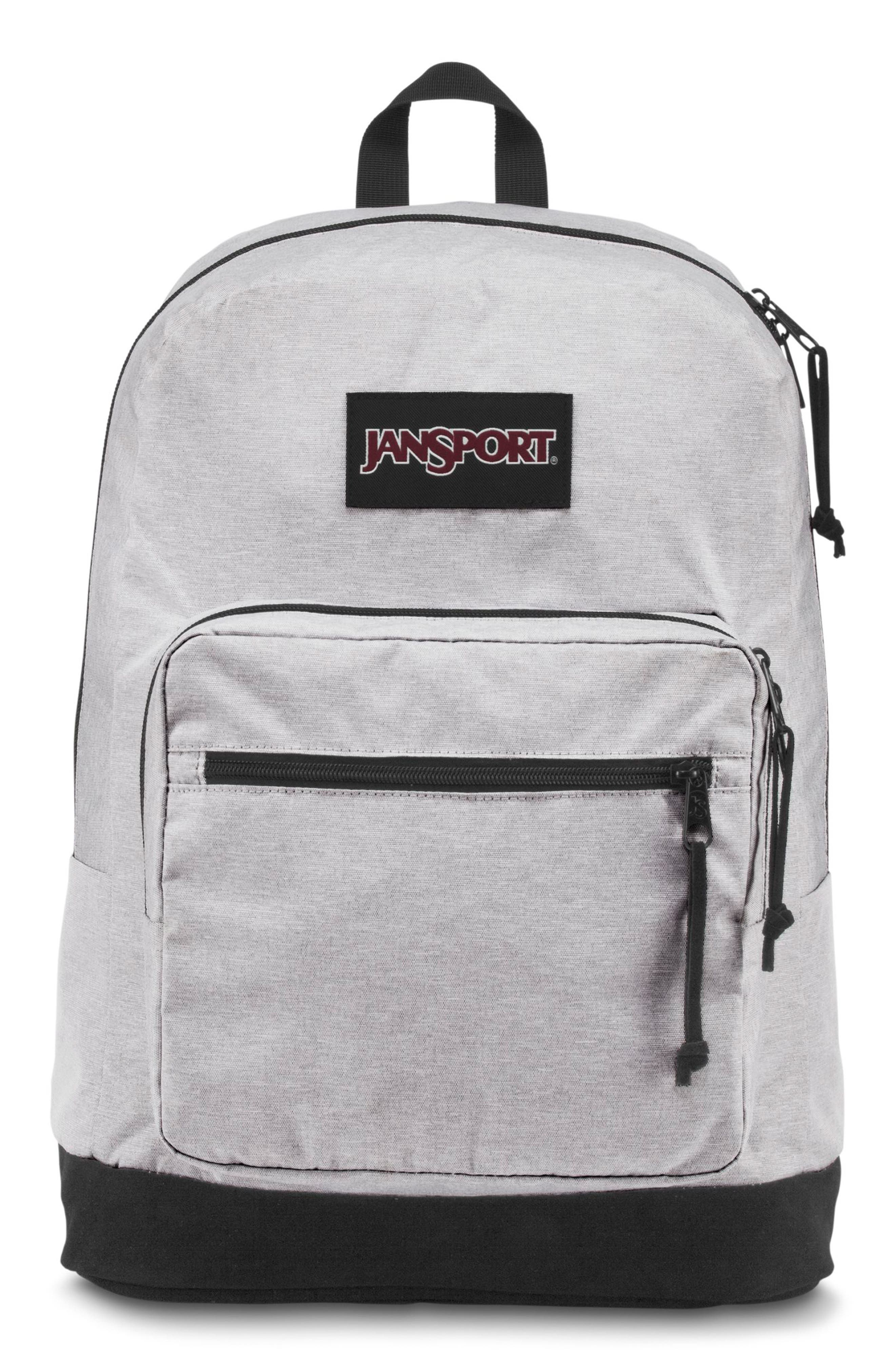 'Right Pack' Backpack,                         Main,                         color, Grey Heathered Poly