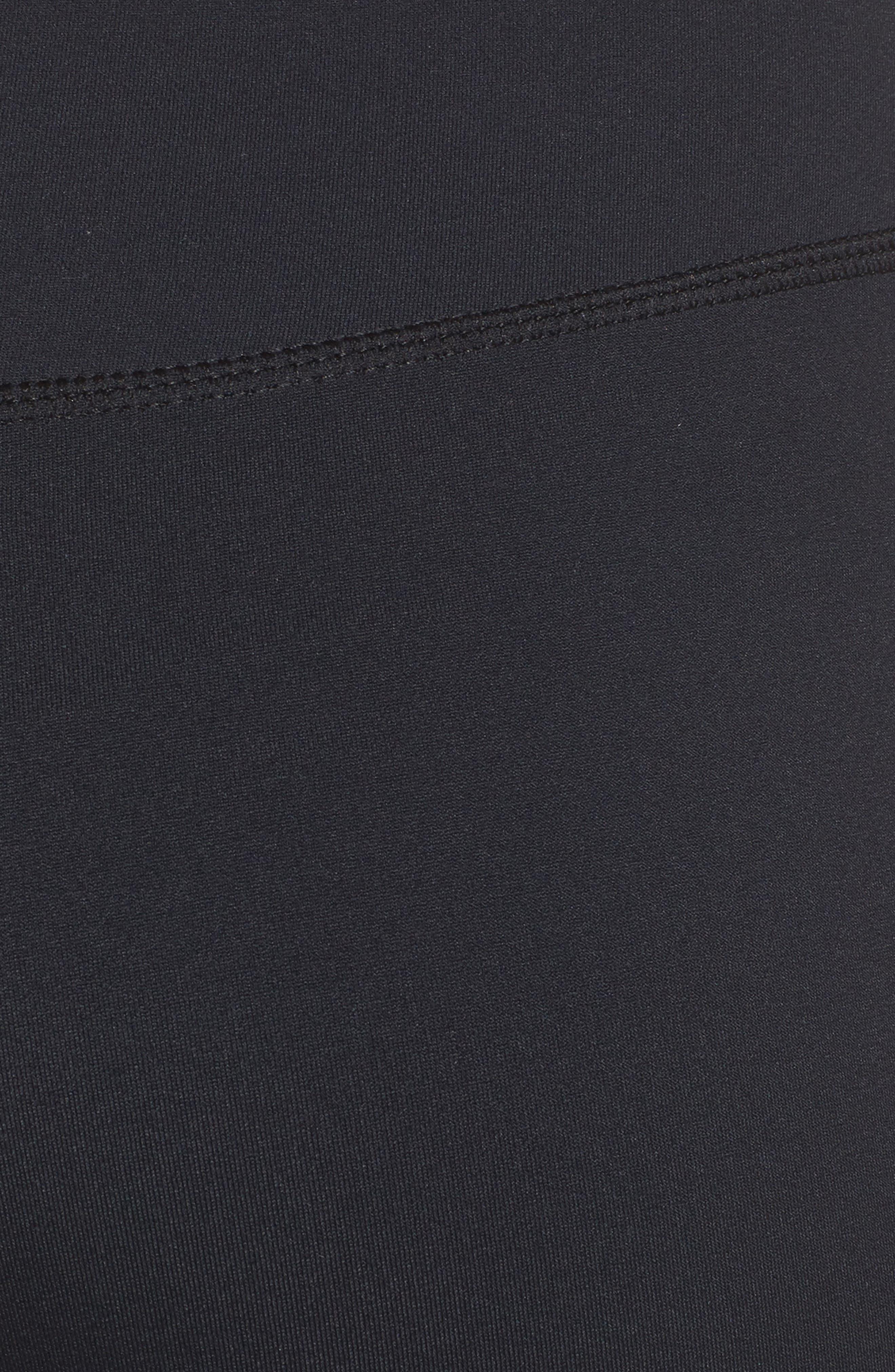 Mikie Midi Leggings,                             Alternate thumbnail 5, color,                             Cool Eclipse