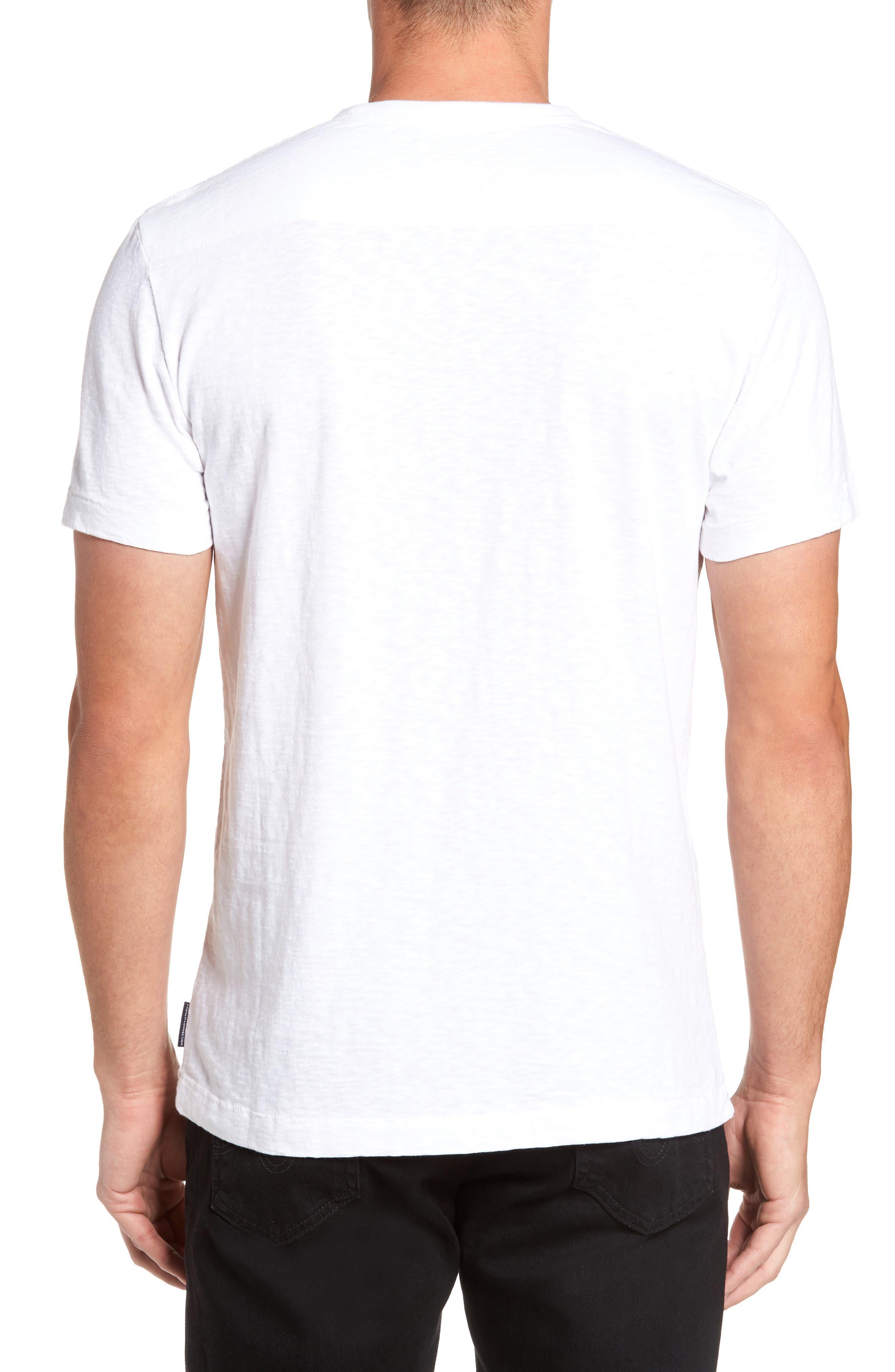Love Hands Graphic T-Shirt,                             Alternate thumbnail 2, color,                             White/ Black