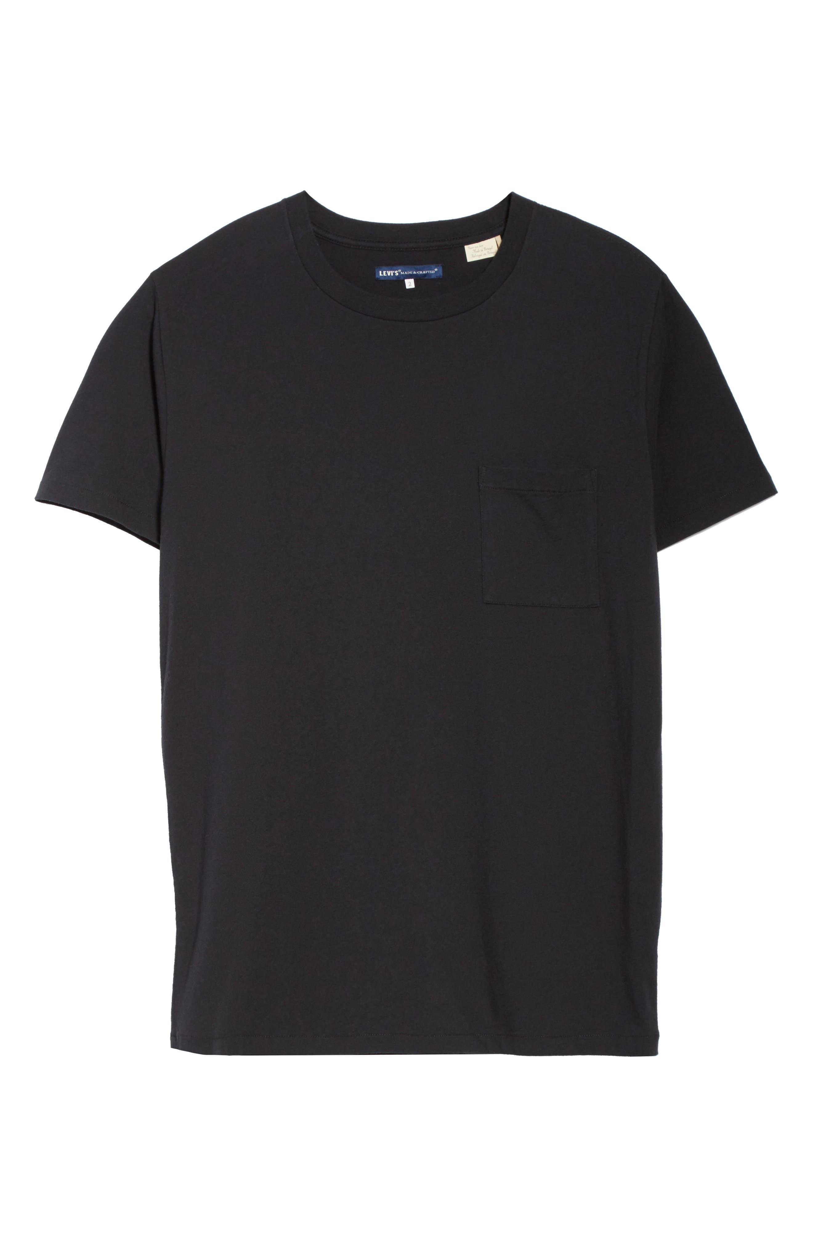 Alternate Image 6  - Levi's® Made & Crafted™ Pocket T-Shirt