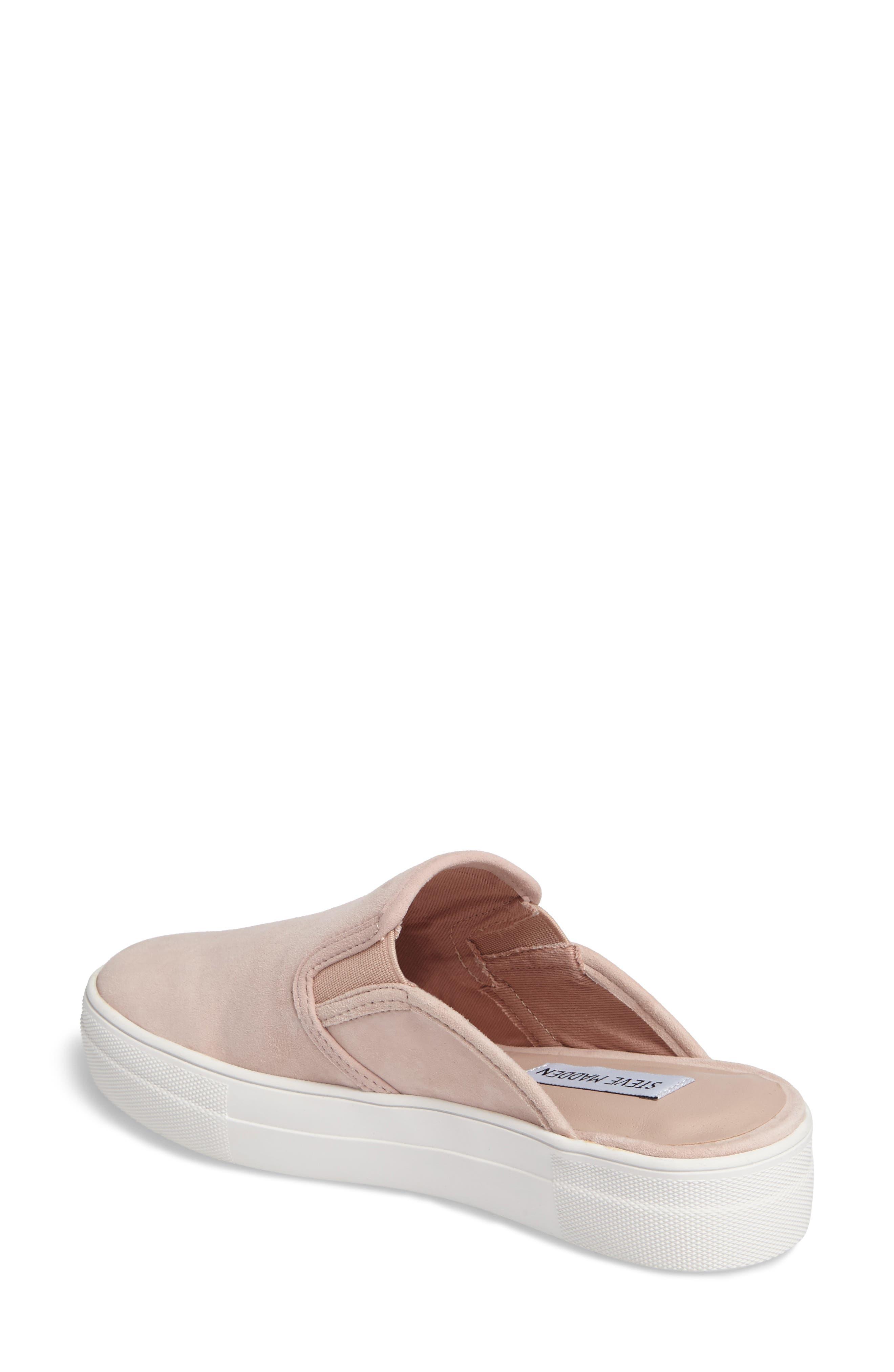 Glenda Sneaker Mule,                             Alternate thumbnail 2, color,                             Light Pink