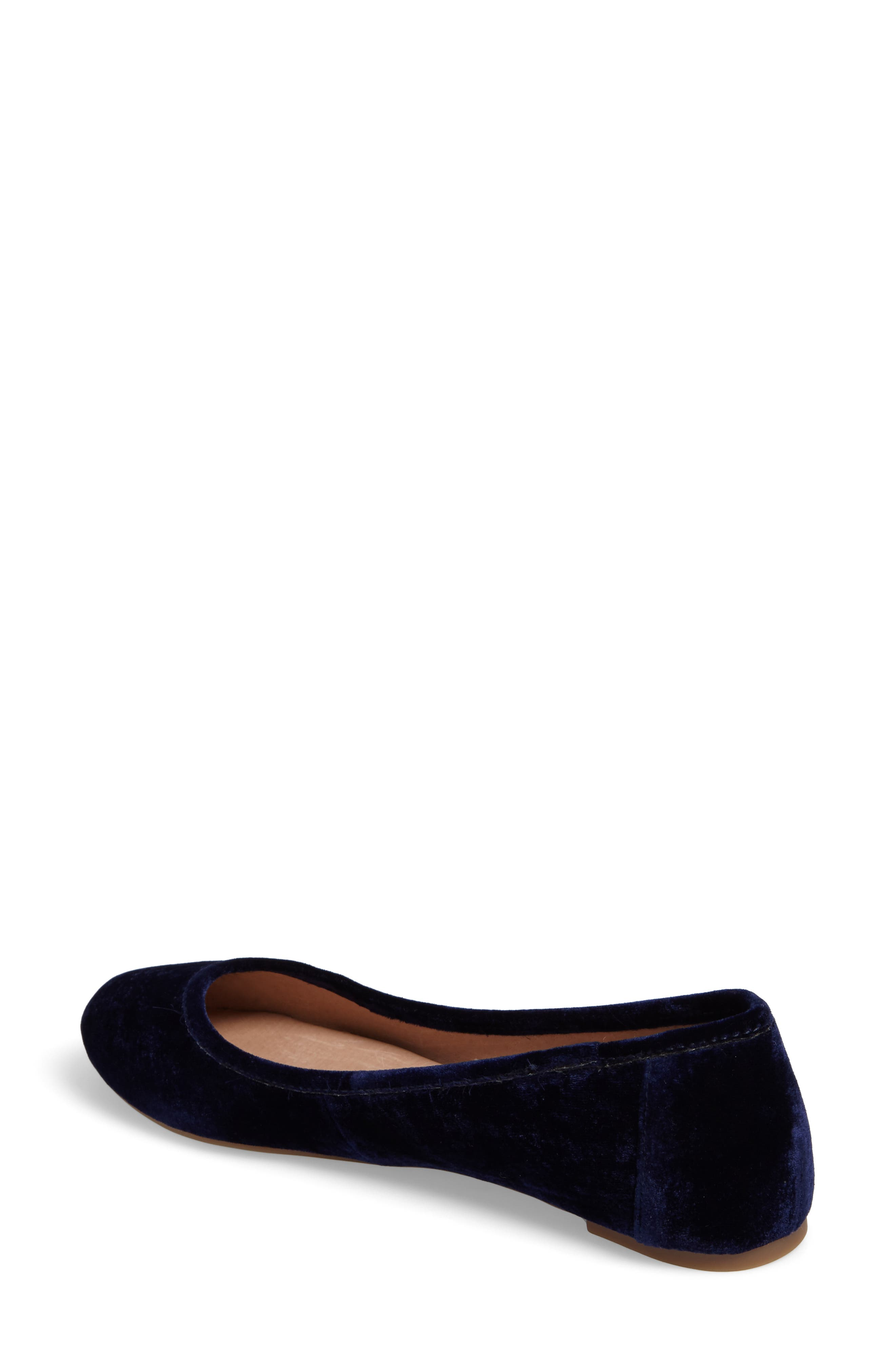 Alternate Image 2  - Lucky Brand Eaden Flat (Women)