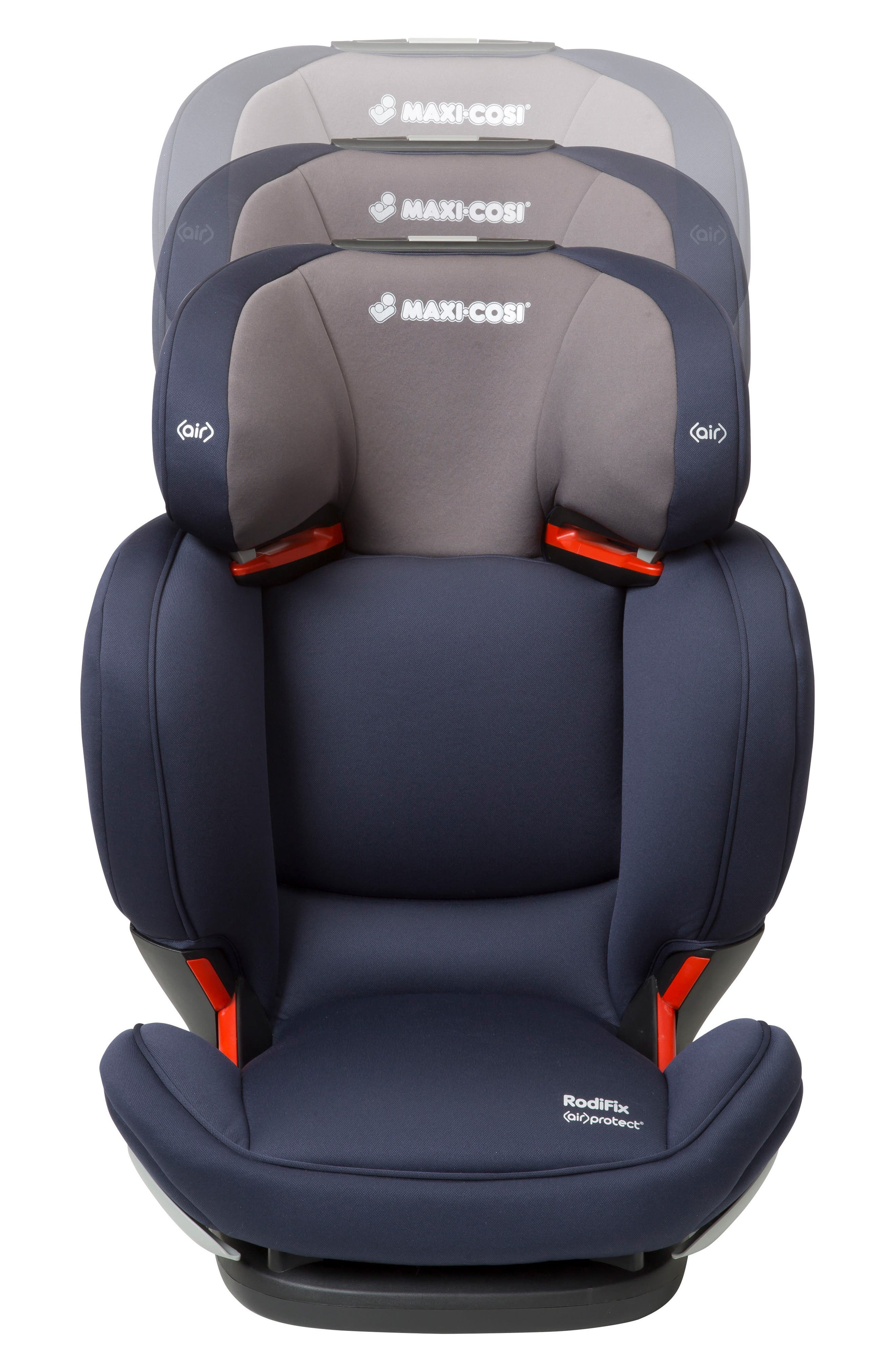 RodiFix Booster Car Seat,                             Alternate thumbnail 2, color,                             Navy