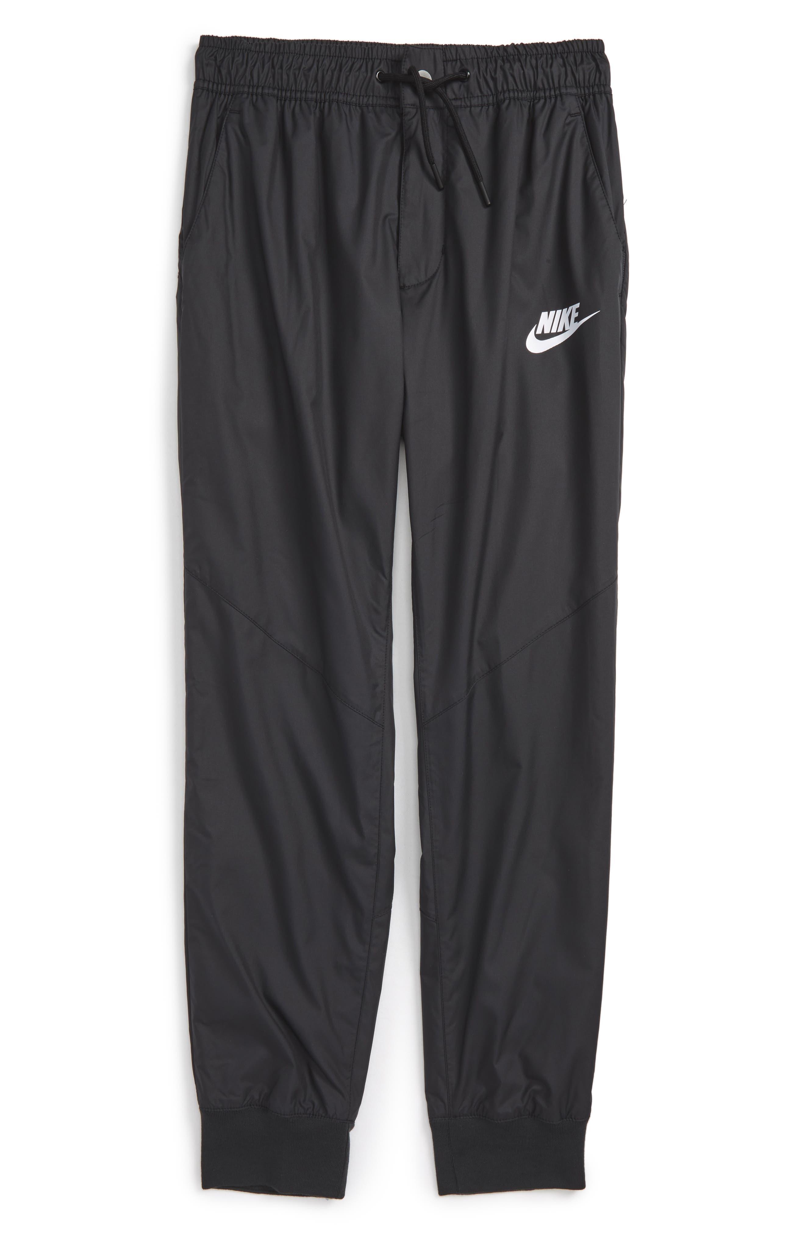 Alternate Image 1 Selected - Nike Sportswear Water Resistant Pants (Little Boys & Big Boys)