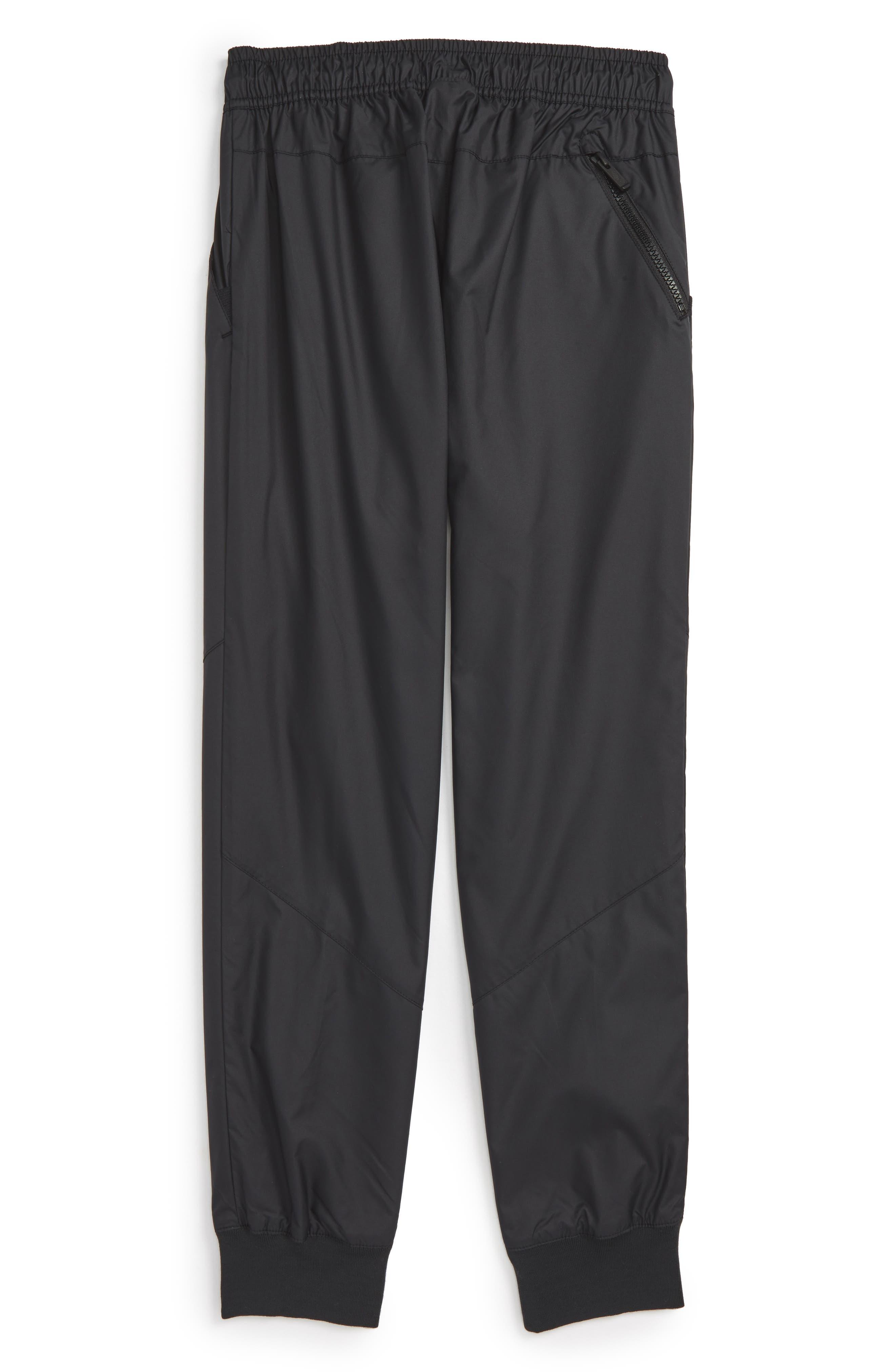 Alternate Image 2  - Nike Sportswear Water Resistant Pants (Little Boys & Big Boys)