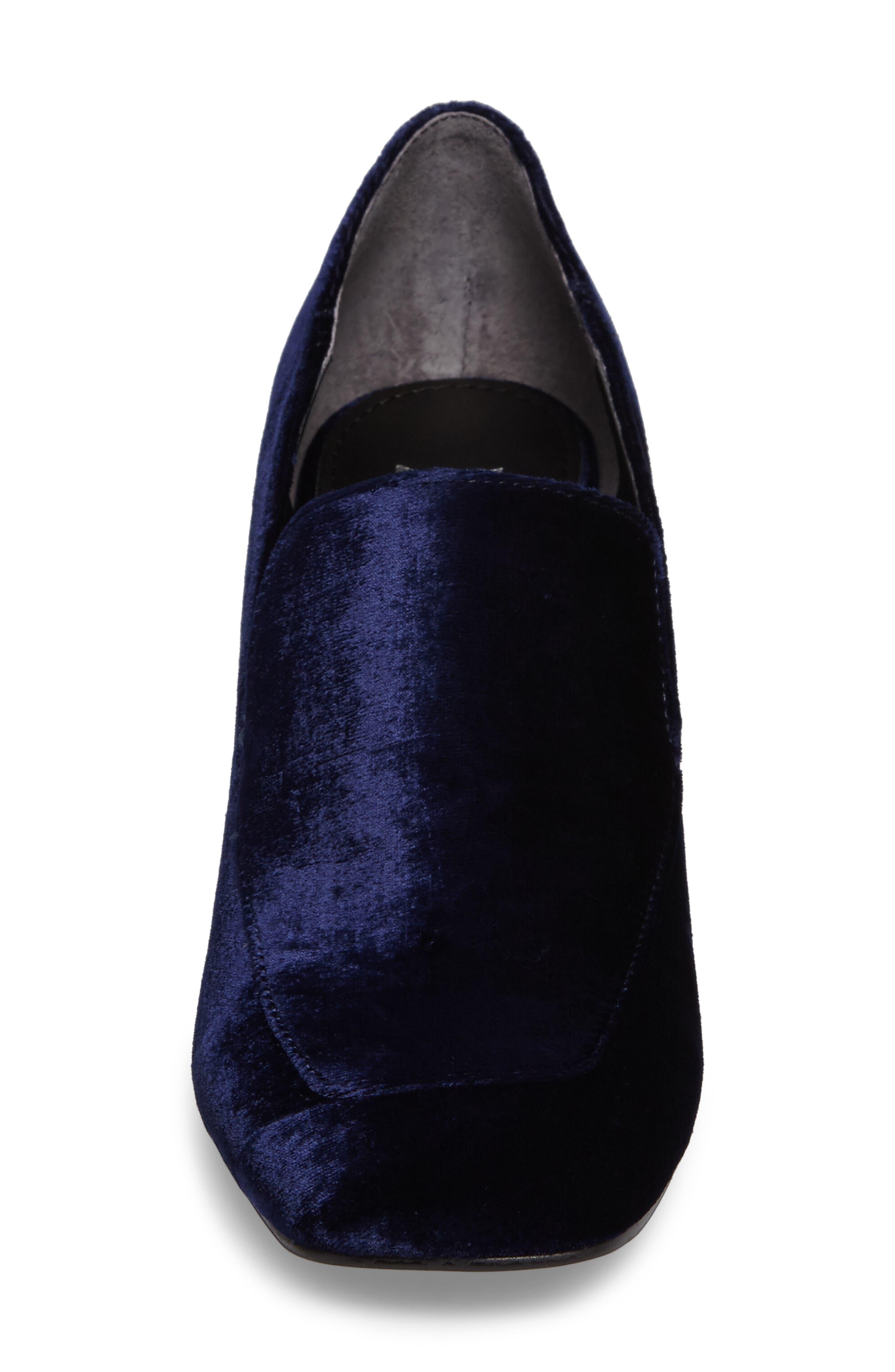 Alternate Image 4  - Marc Fisher LTD Marlo Loafer Pump (Women)