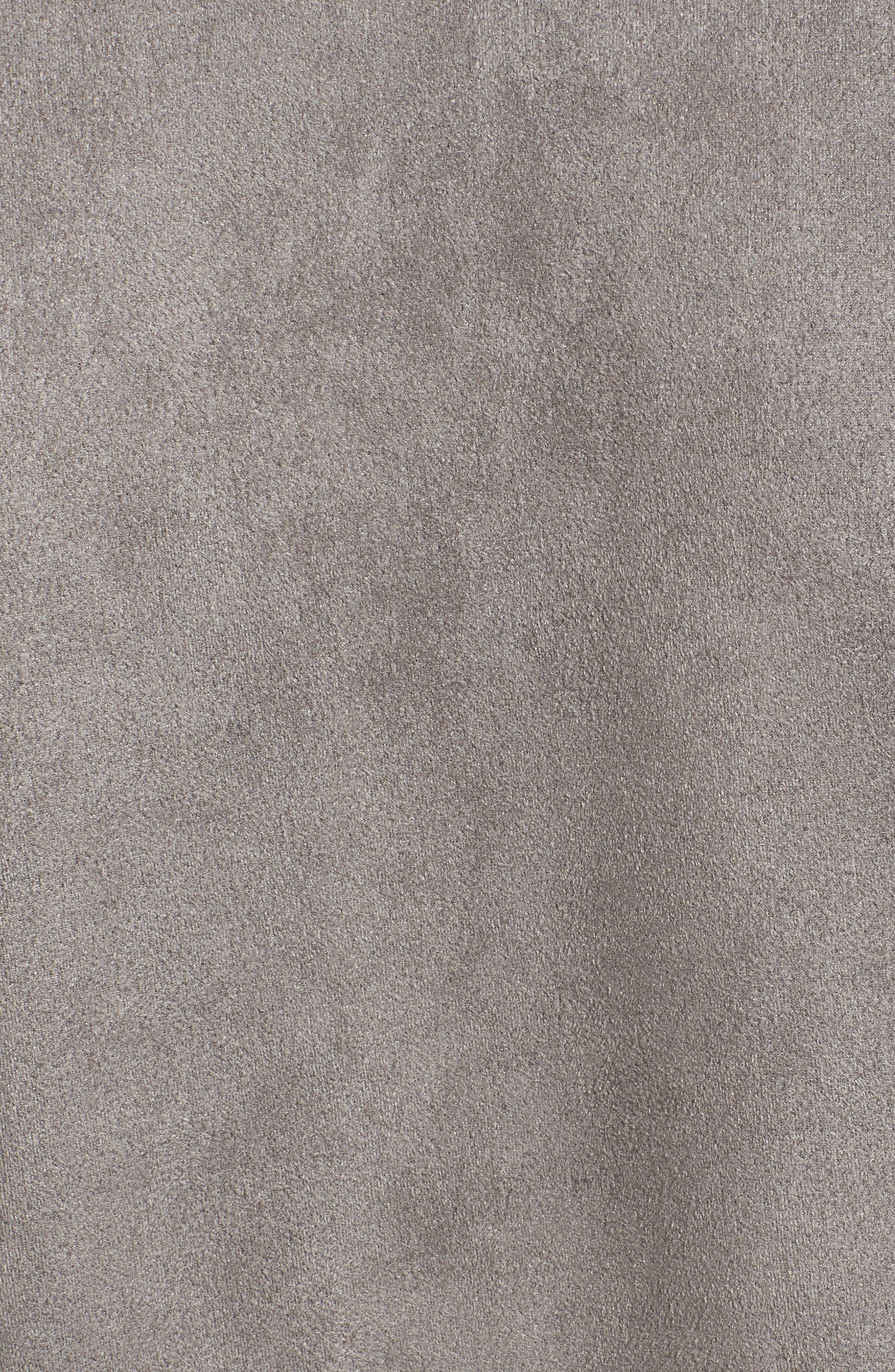 Alternate Image 5  - Ming Wang Asymmetrical Faux Suede Vest
