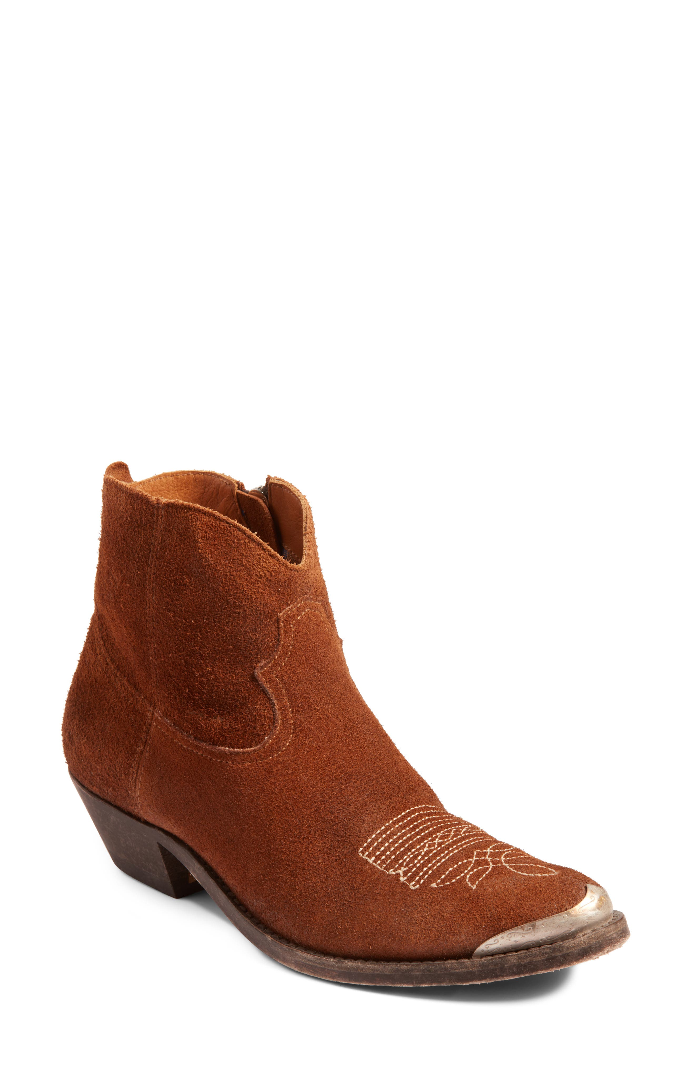 Golden Goose Young Western Boot (Women)