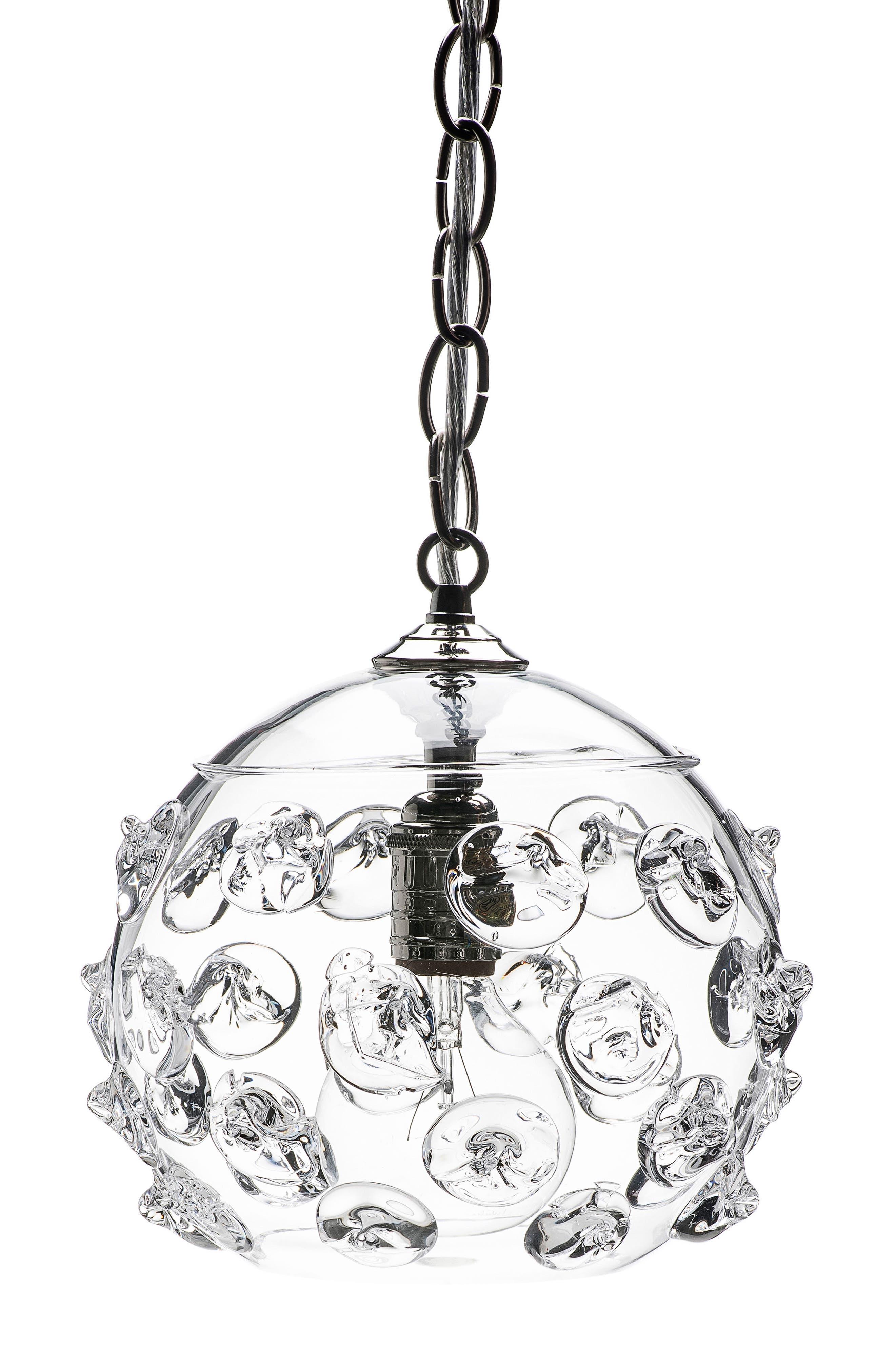 Alternate Image 1 Selected - Juliska Florence Globe Pendant Lamp