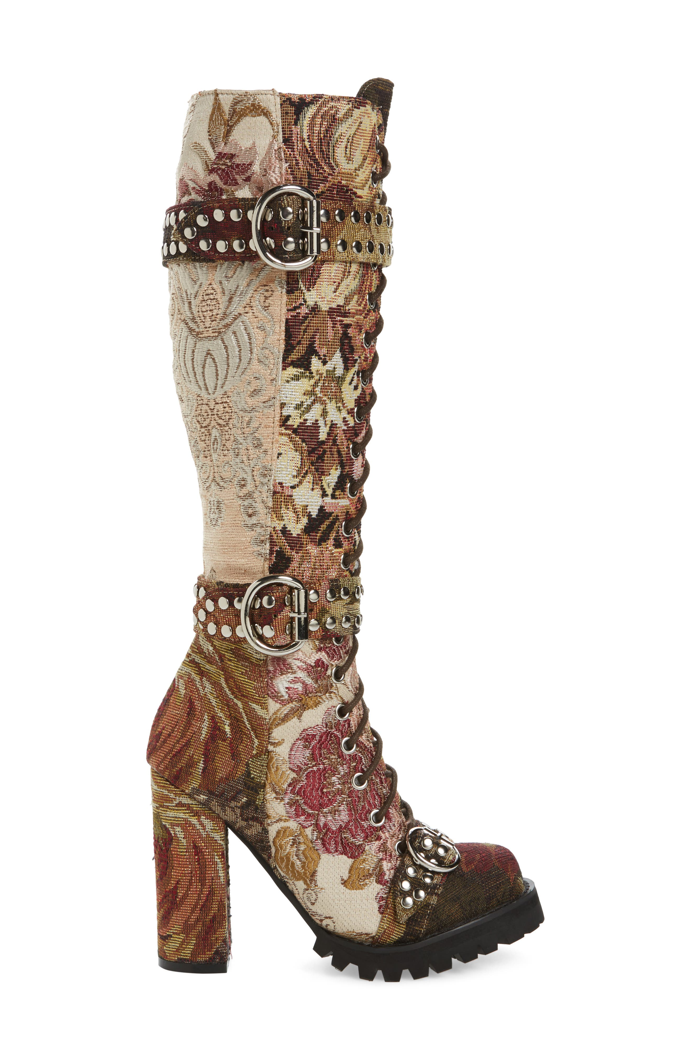 Alternate Image 2  - Jeffrey Campbell Lilith Tall Boot (Women)