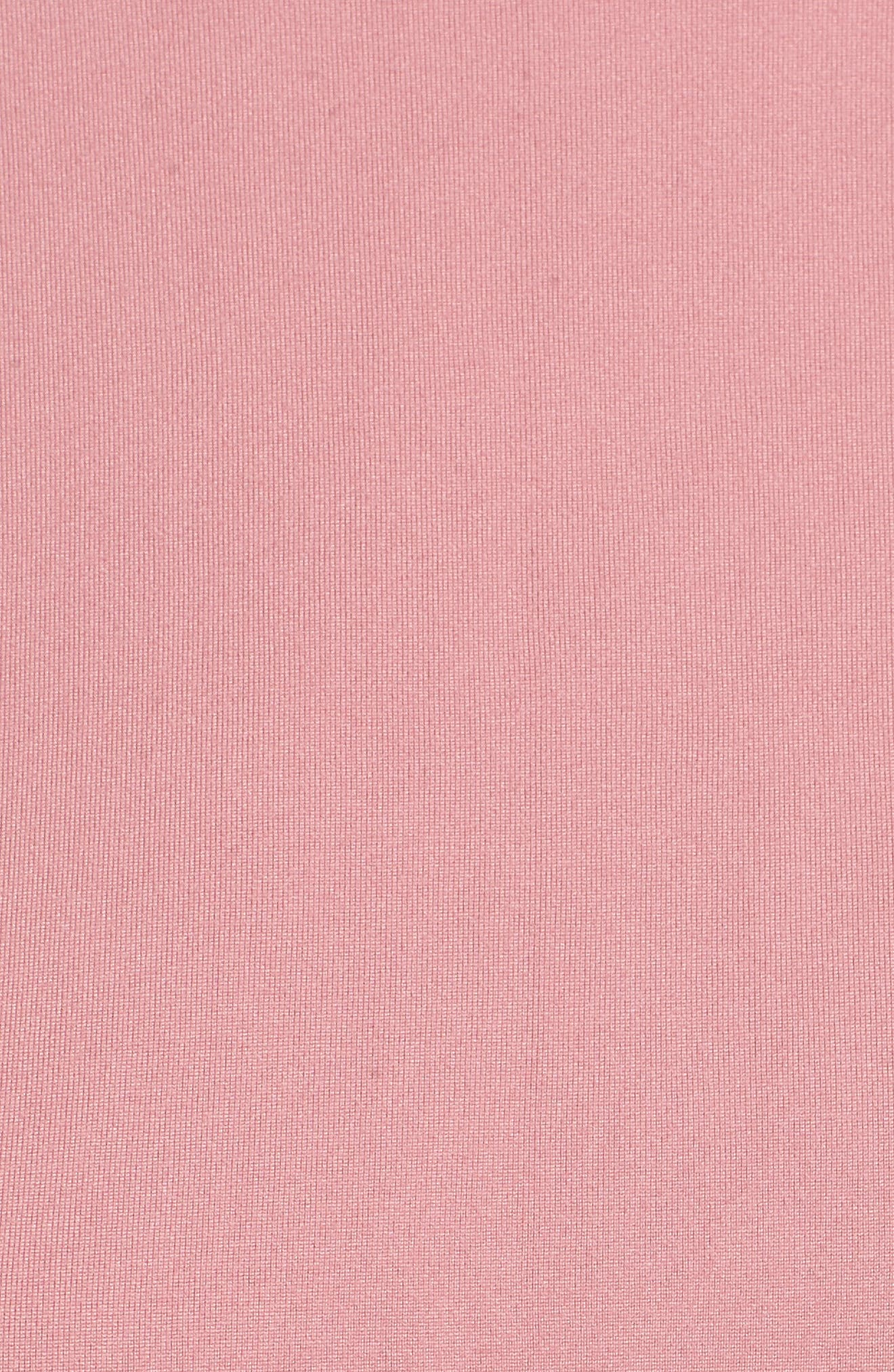 Butter High/Low Top,                             Alternate thumbnail 6, color,                             Blush