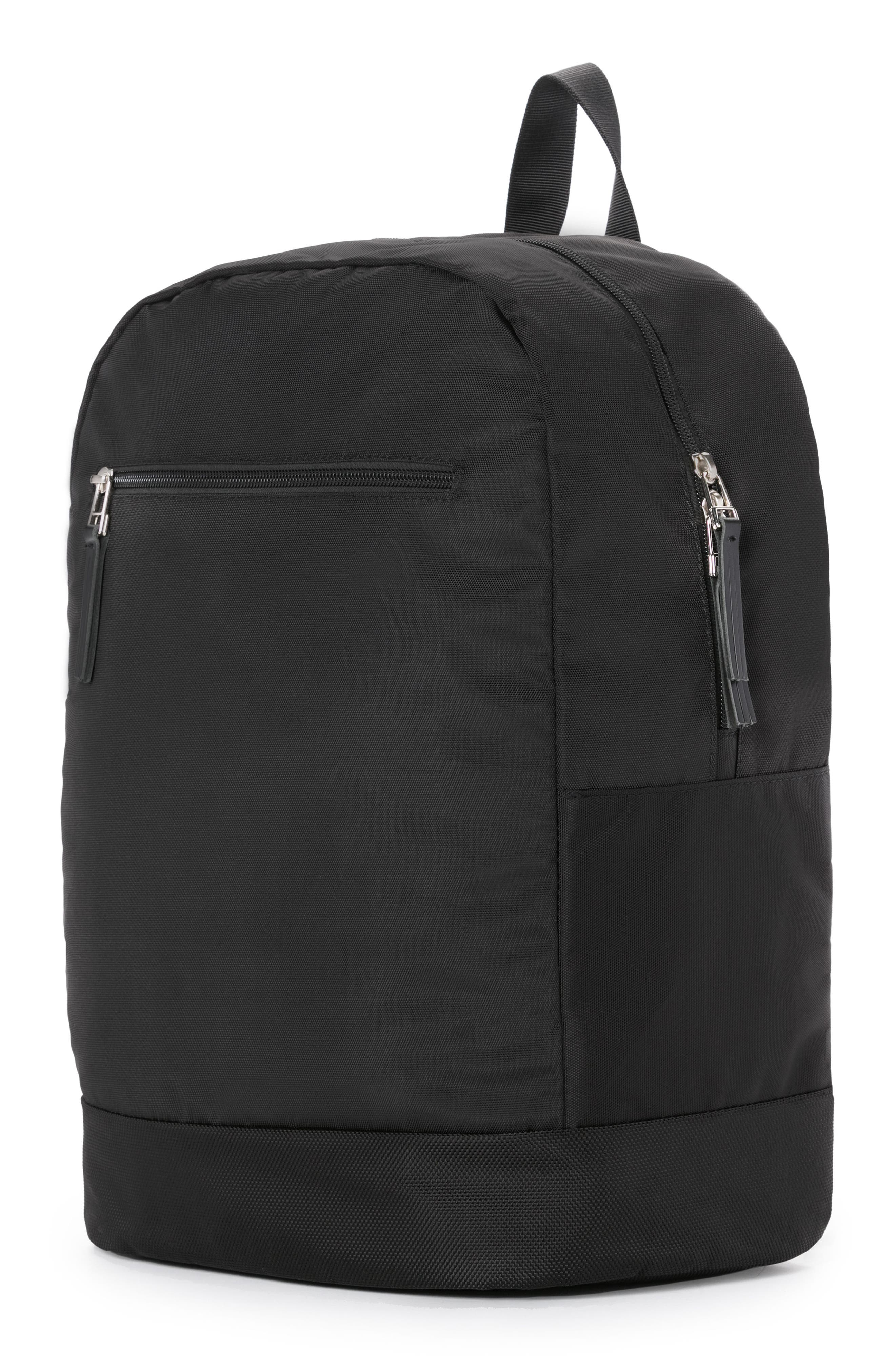 Tomcat Backpack,                             Alternate thumbnail 4, color,                             Black