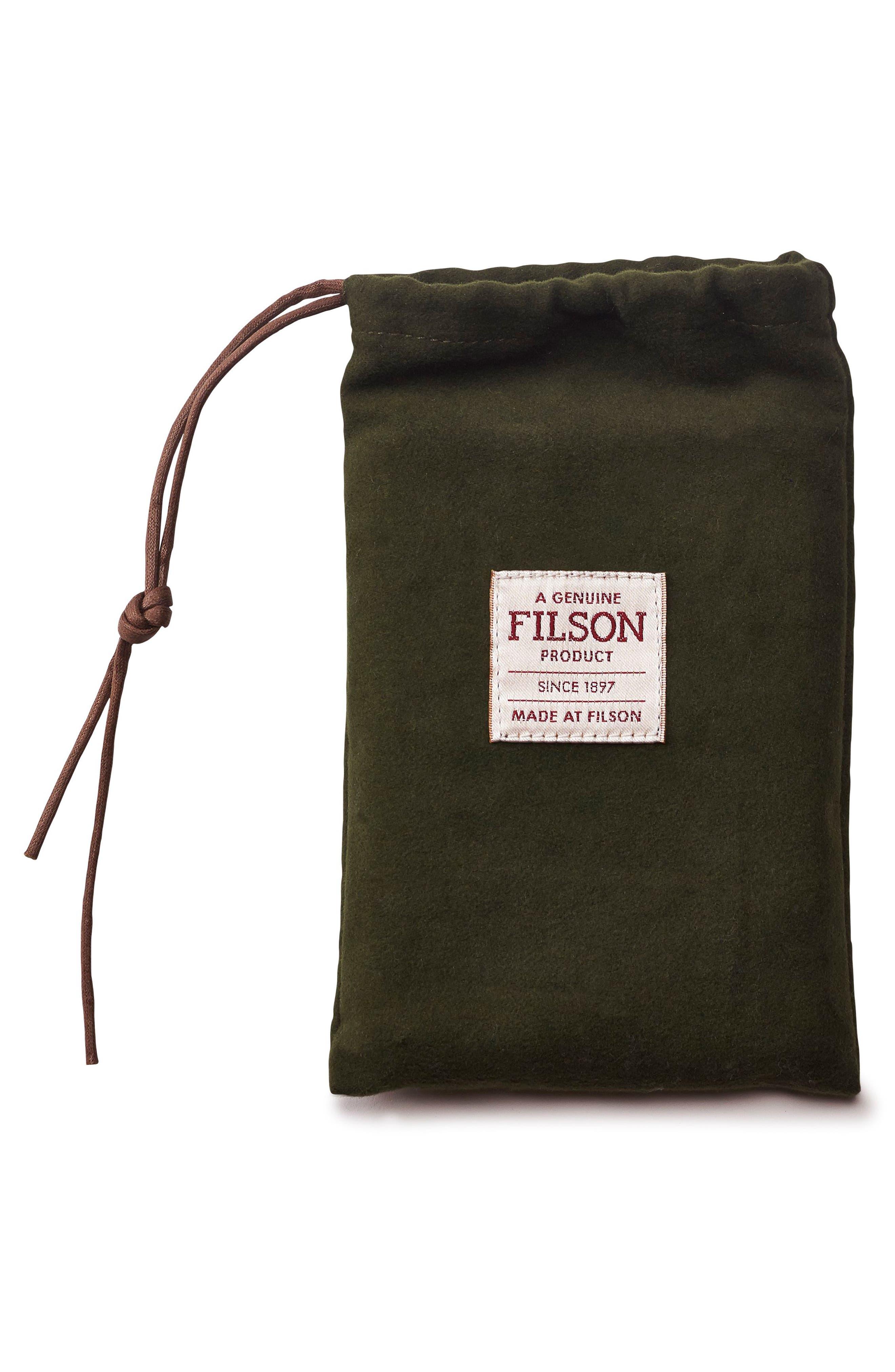 Alternate Image 3  - Filson Leather Passport Case