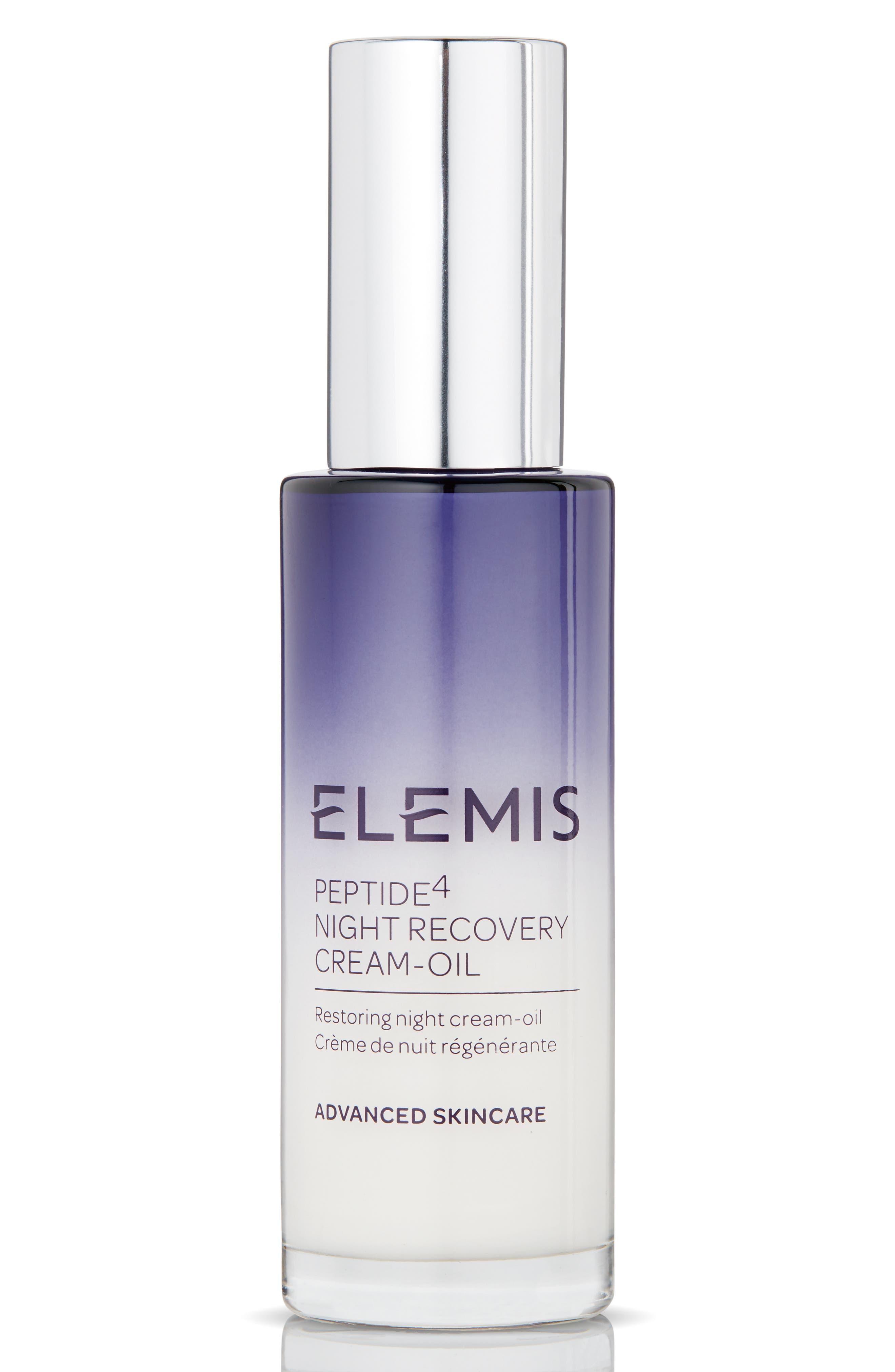 Elemis Peptide4 Night Recovery Cream-Oil