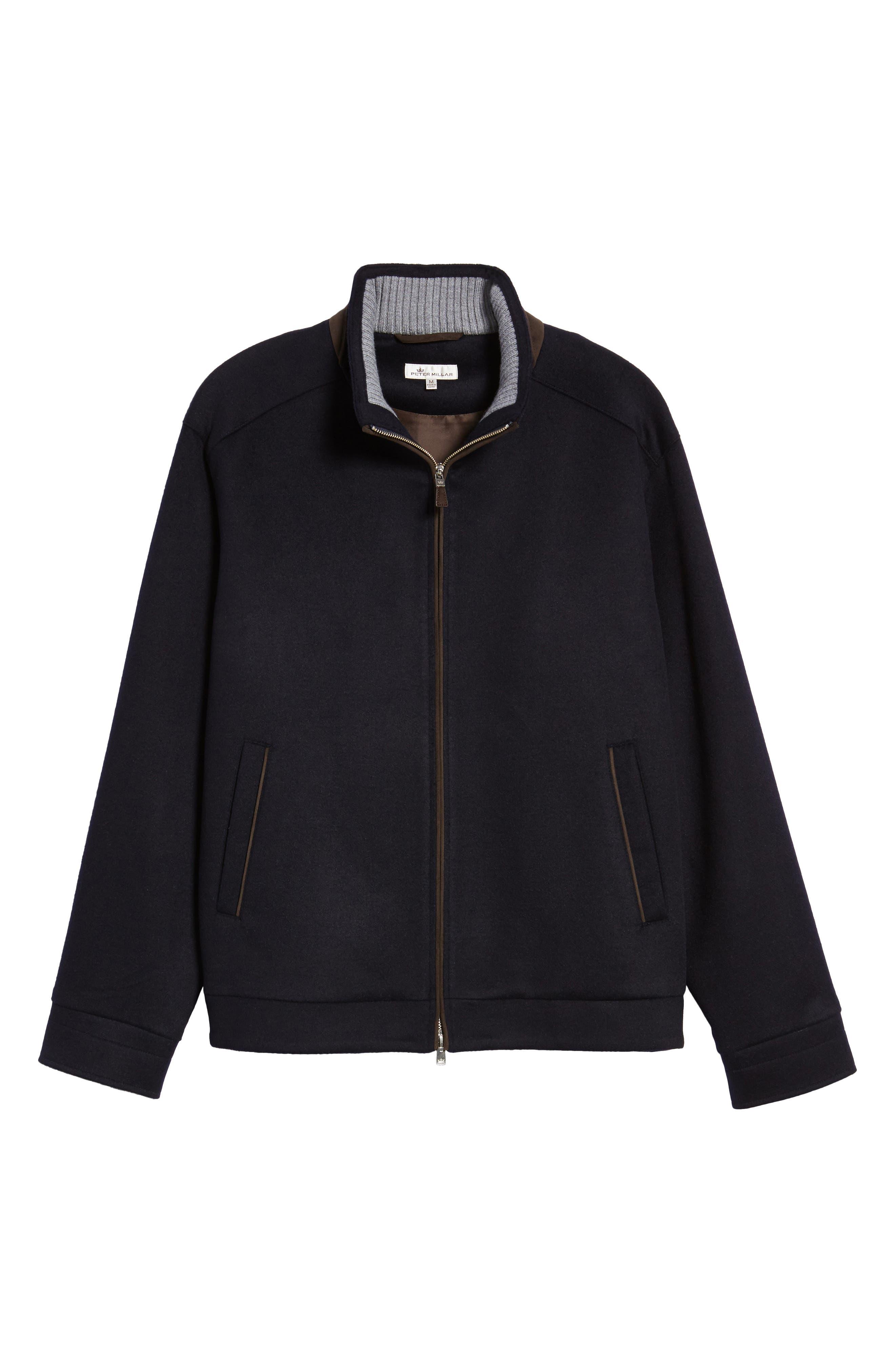 Alternate Image 6  - Peter Millar Westport Wool & Cashmere Jacket