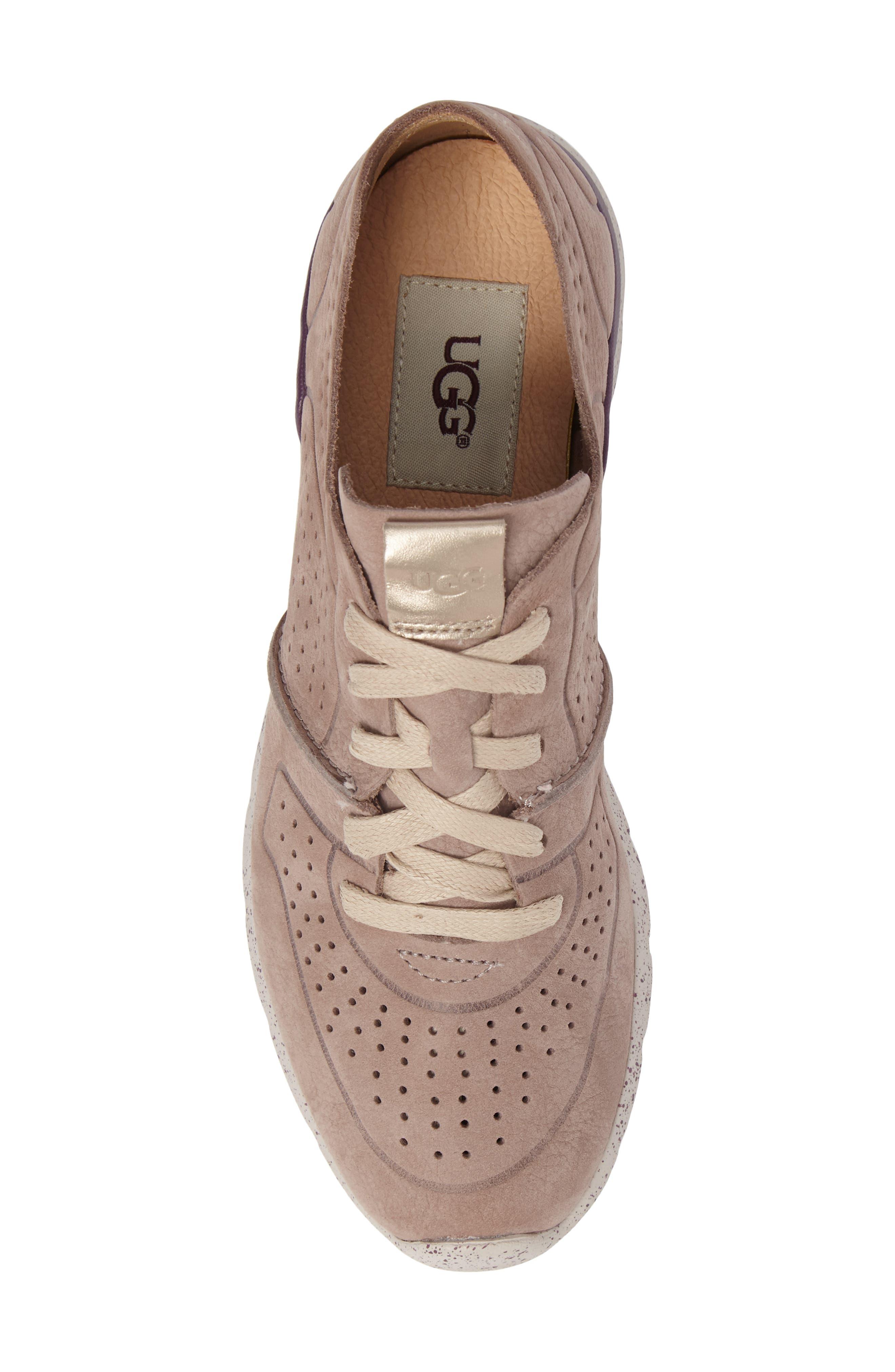 Alternate Image 5  - UGG® Tye Sneaker (Women)