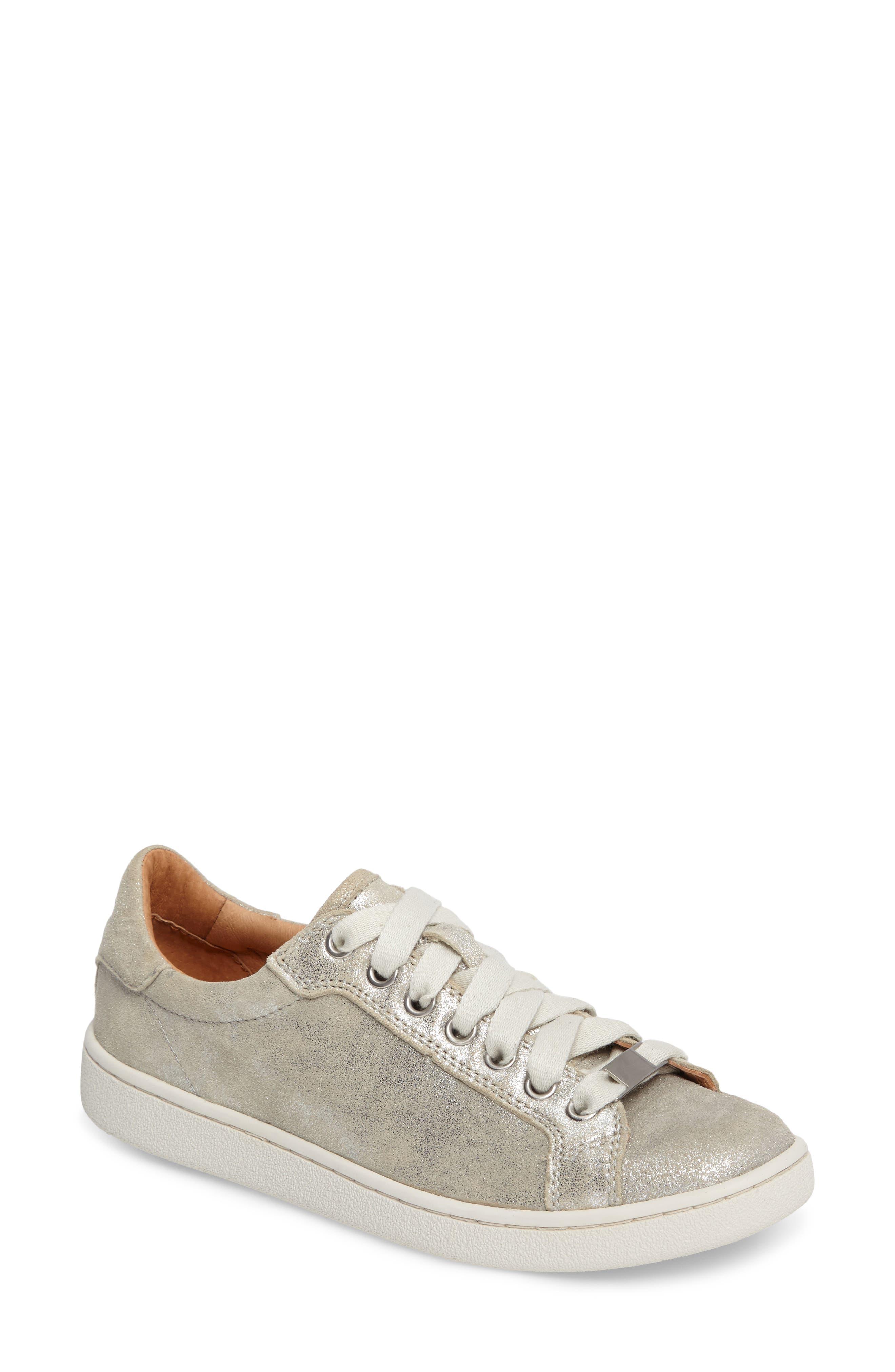 Alternate Image 1 Selected - UGG® Milo Stardust Sneaker (Women)