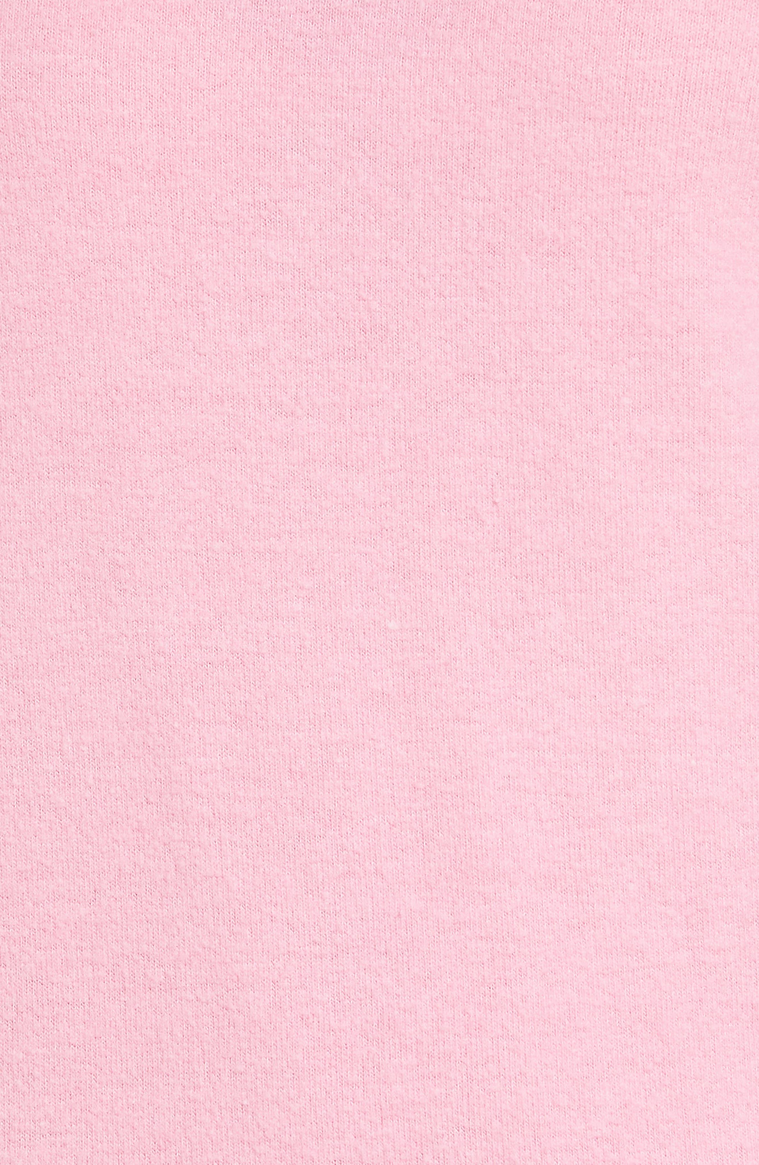 Friday Sweatshirt,                             Alternate thumbnail 5, color,                             Pink