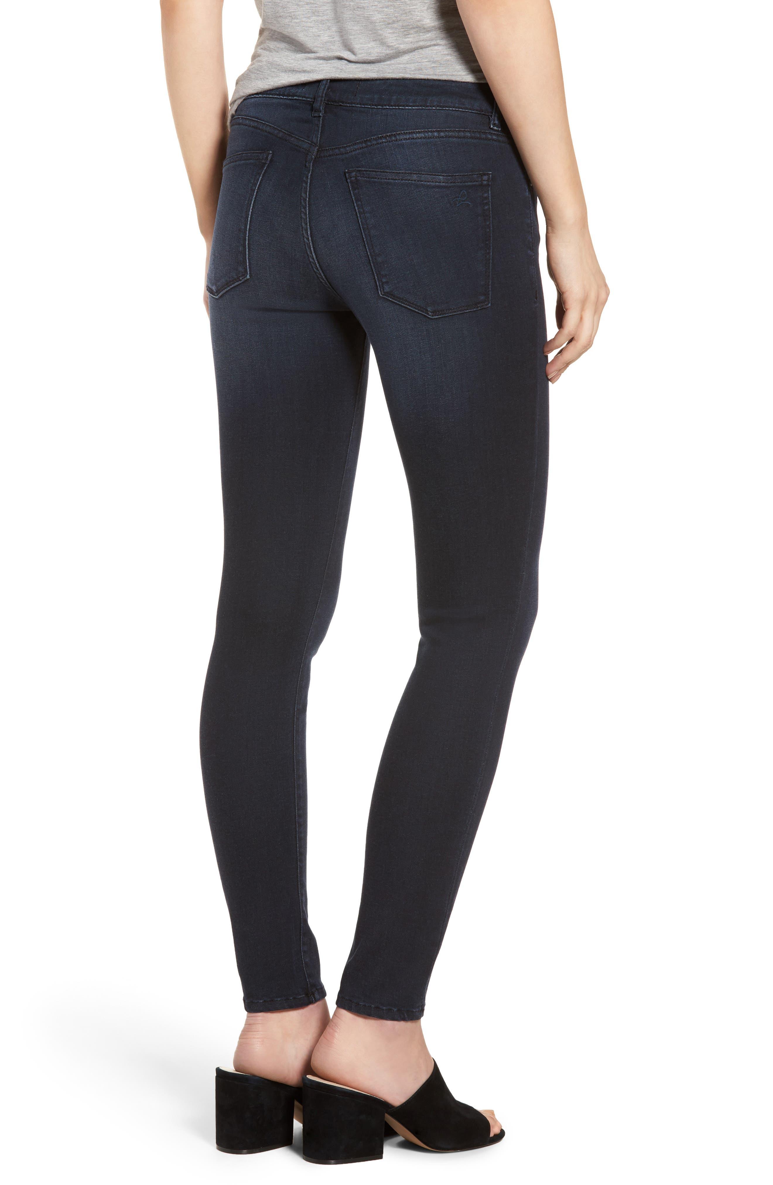 Emma Power Legging Skinny Jeans,                             Alternate thumbnail 2, color,                             Macon