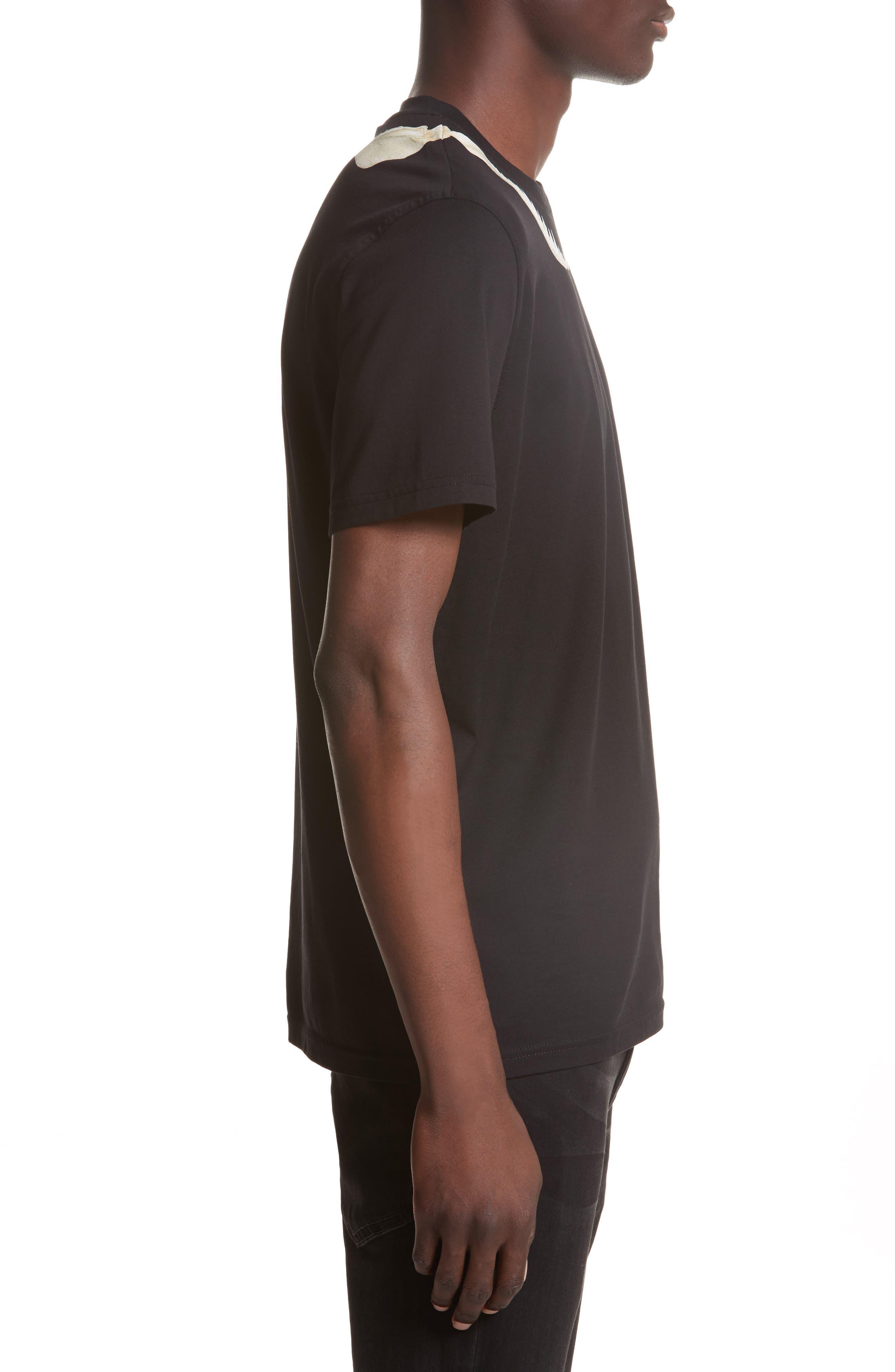 Alternate Image 3  - Givenchy Cuban Fit Shark Print T-Shirt