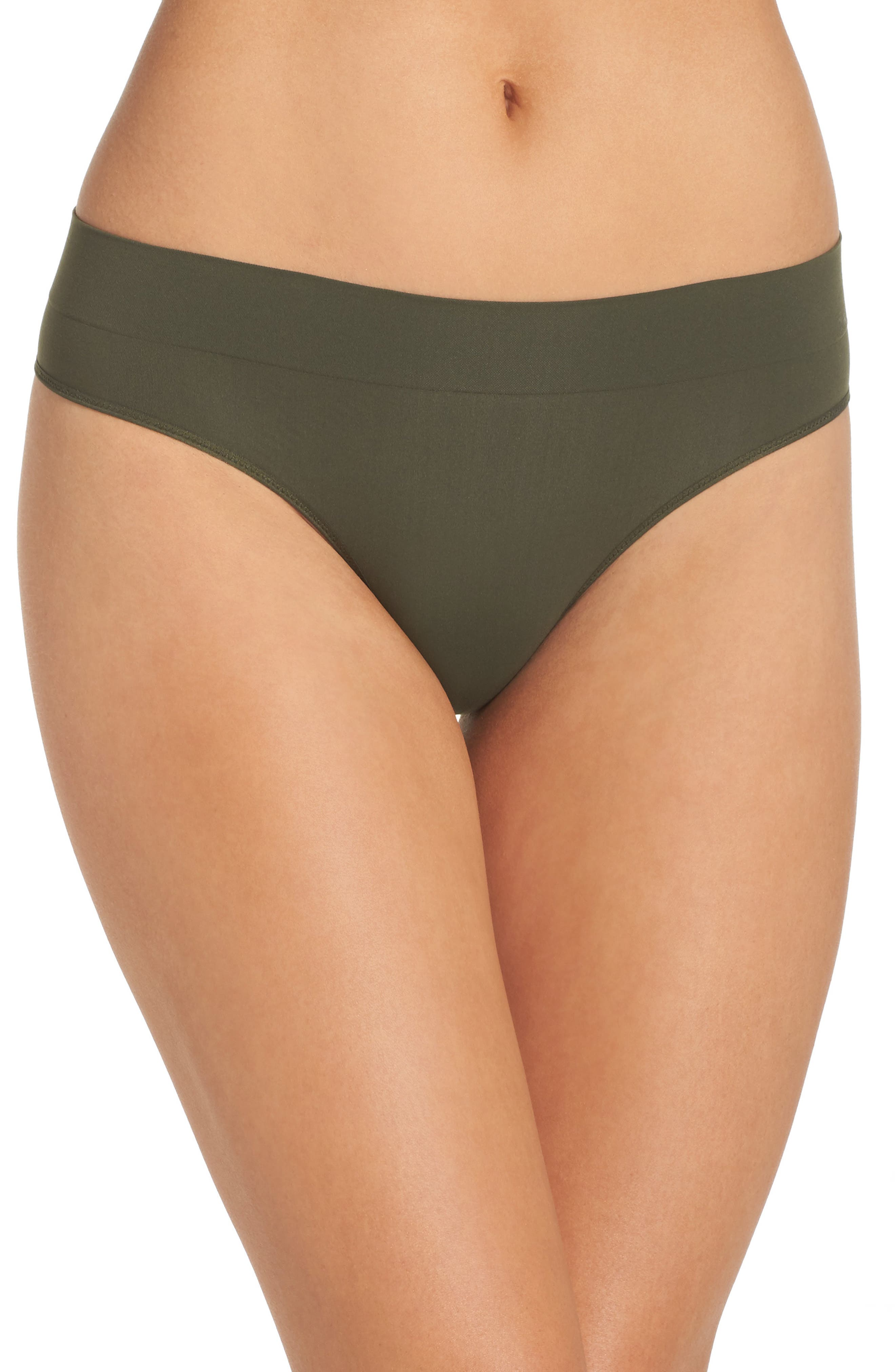 DKNY LiteWear Seamless Thong (3 for $33)