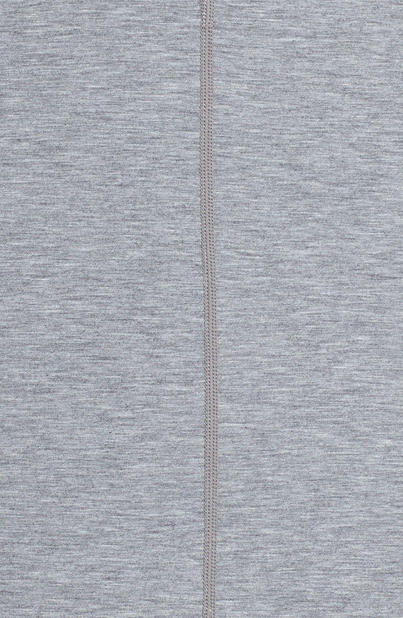 Alternate Image 5  - Zella Socialite Hoodie (Plus Size)
