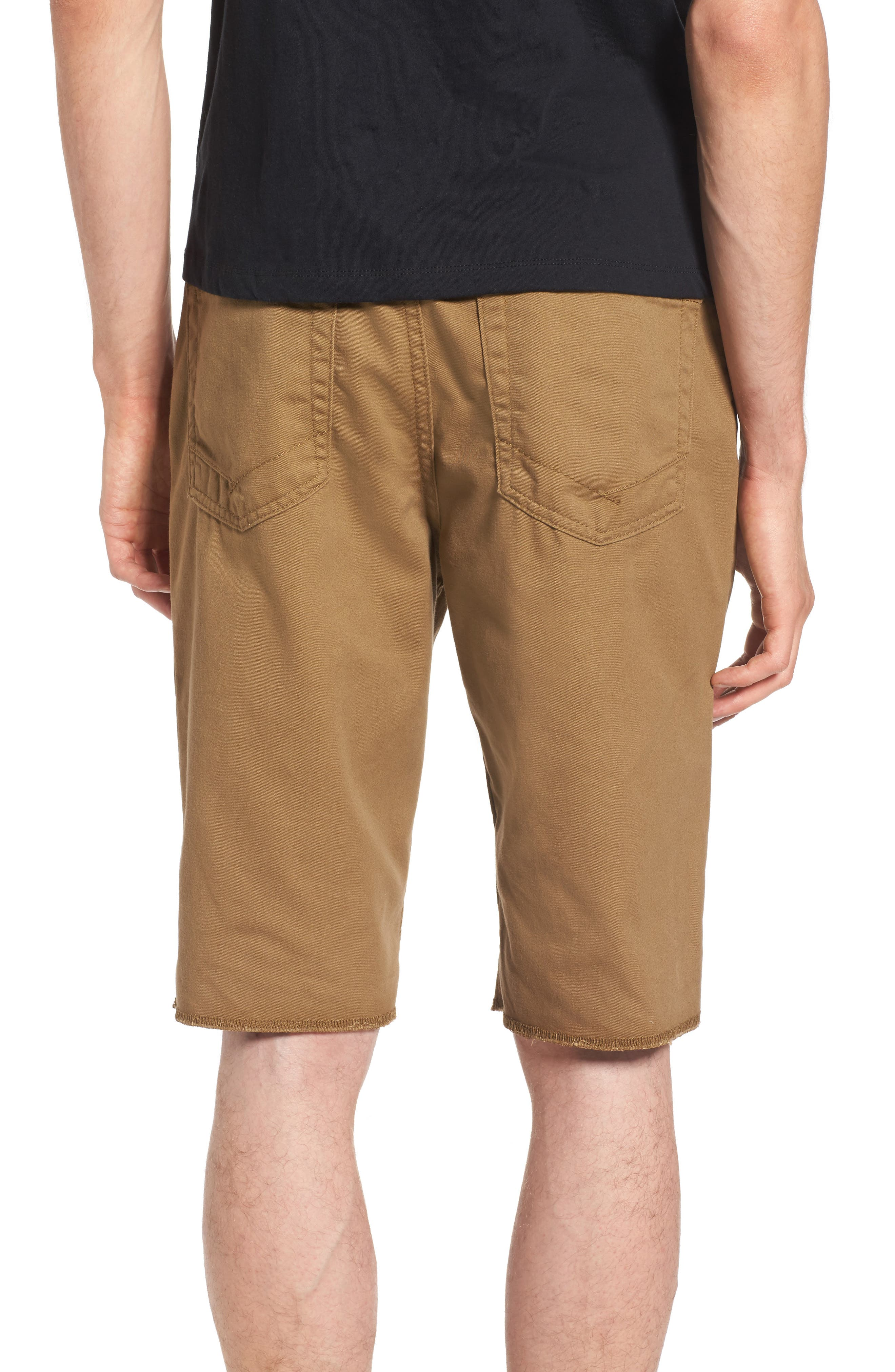 Alternate Image 2  - Vans Covina II - Anthony Van Engelen Twill Shorts