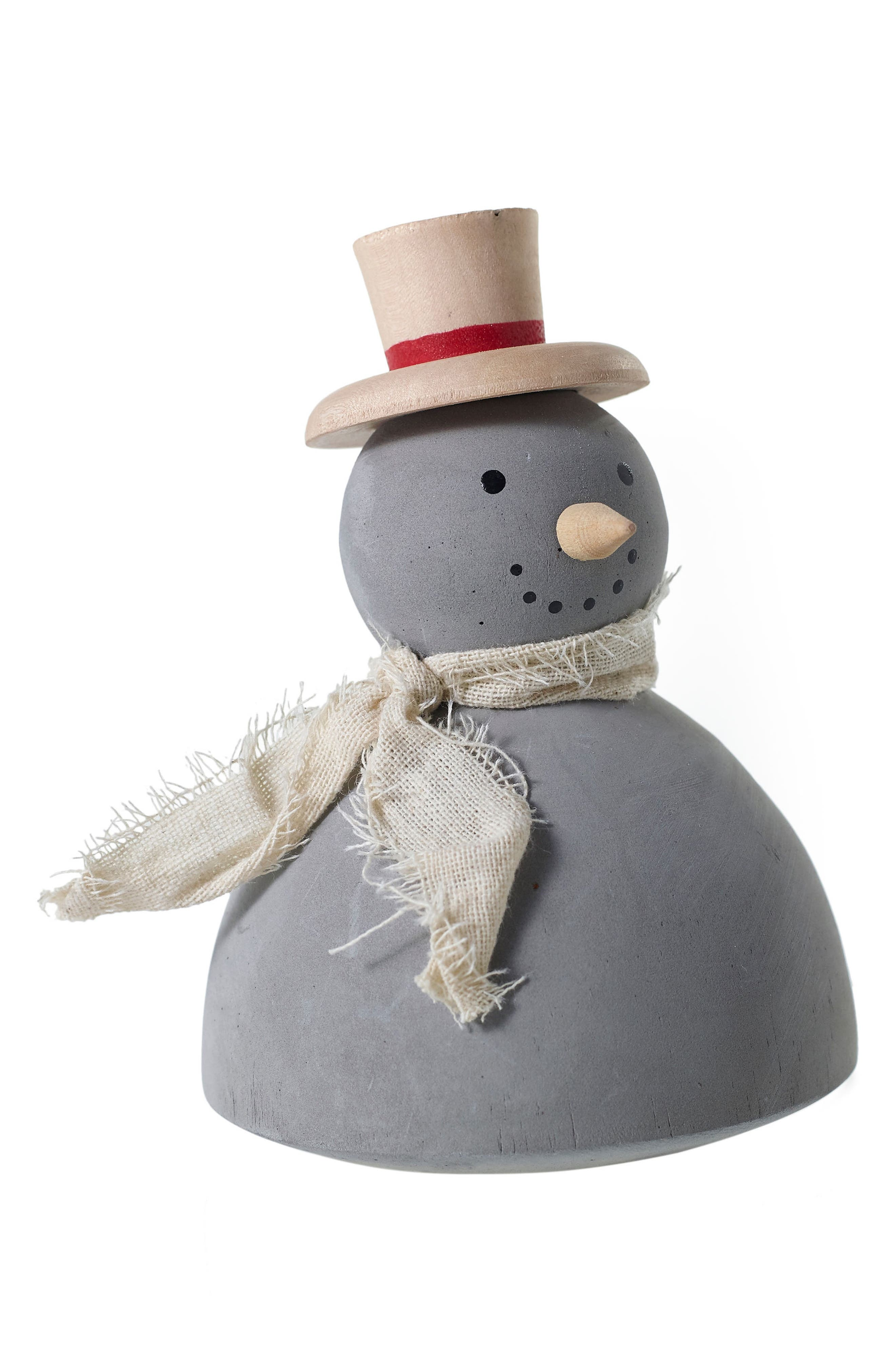 Accent Decor Snowman Figurine