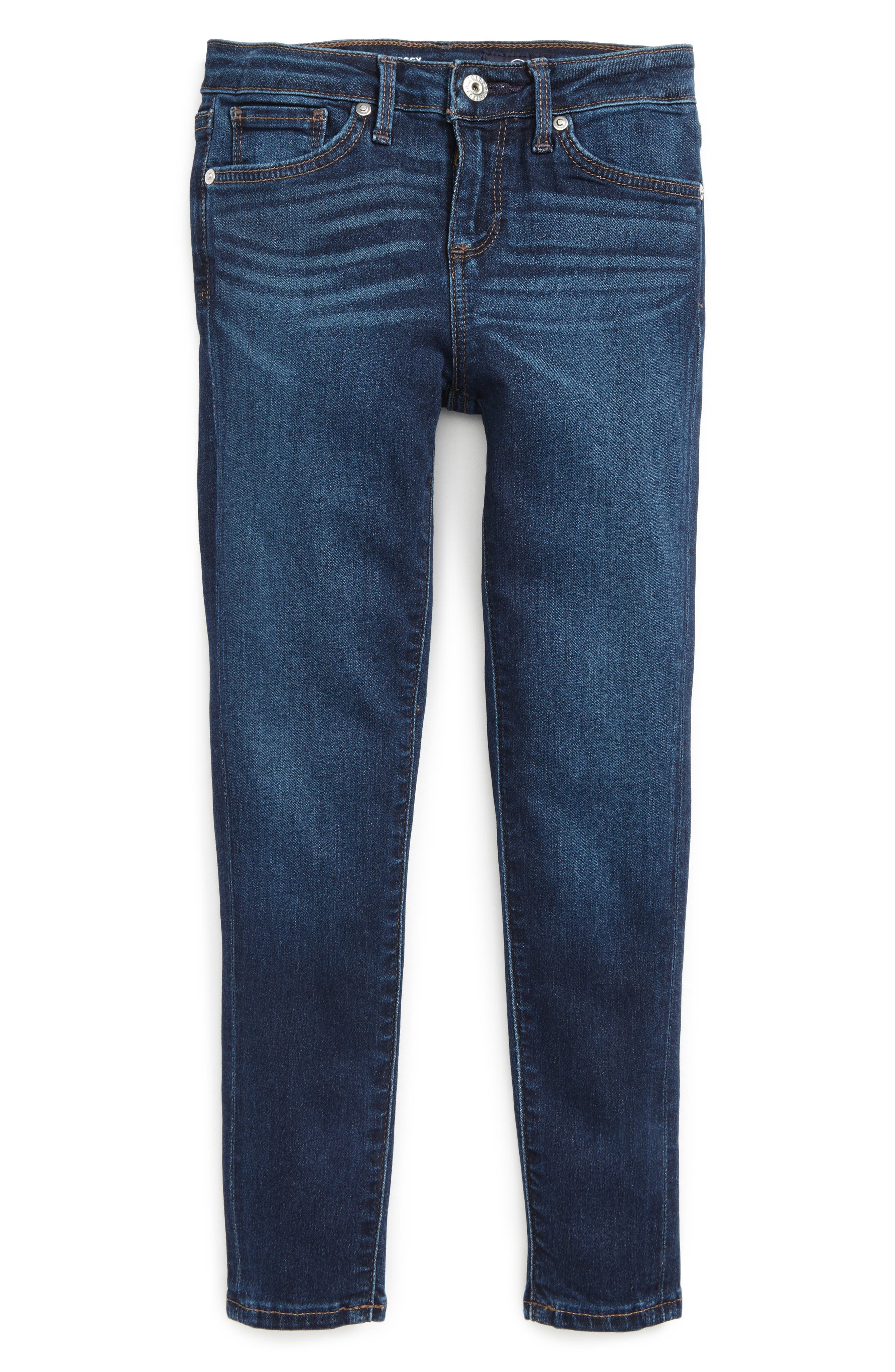 ag adriano goldschmied kids Twiggy Skinny Ankle Jeans (Toddler Girls & Little Girls)