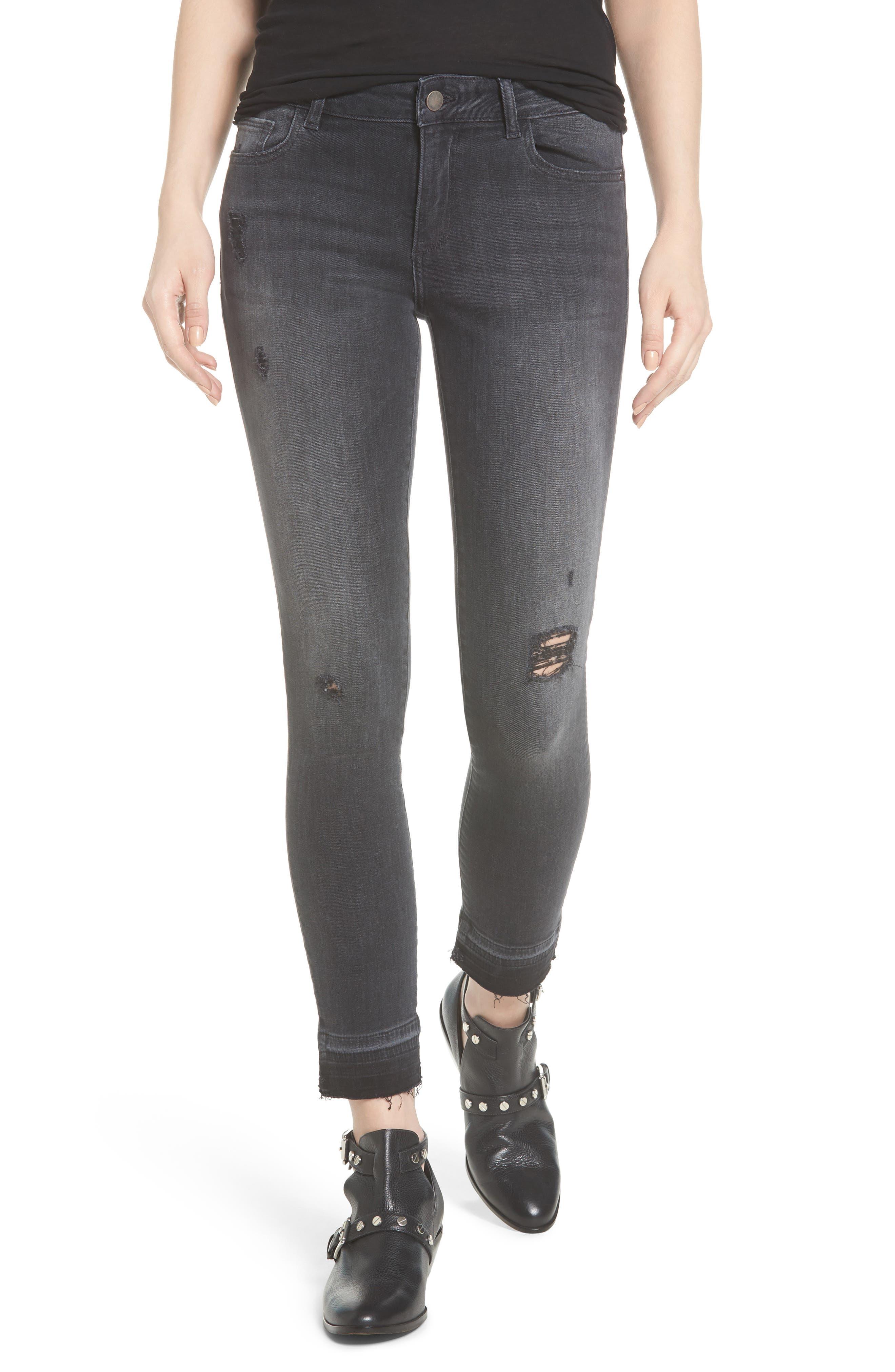 Alternate Image 1 Selected - DL1961 Emma Power Legging Jeans (Seneca)