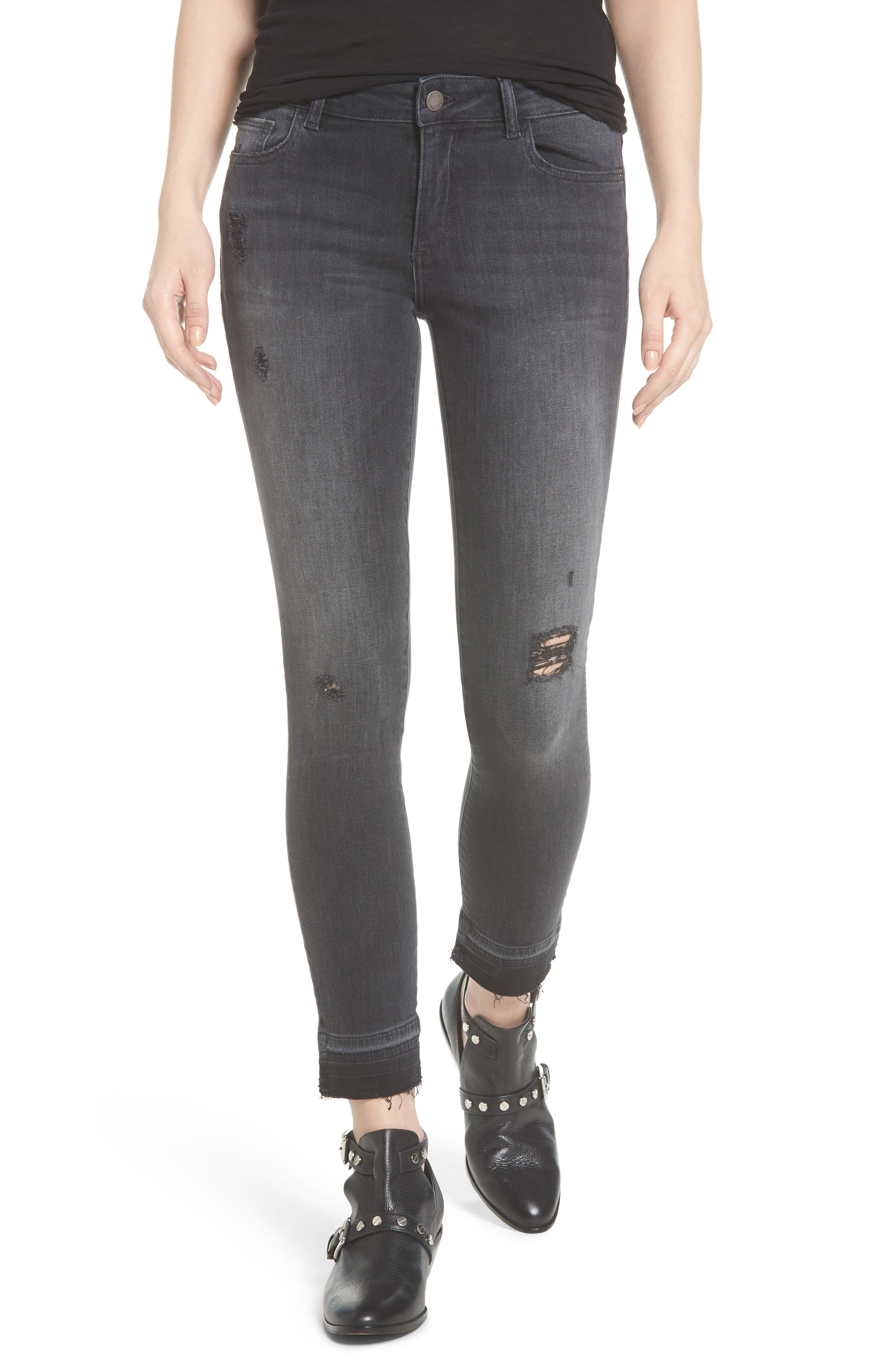 Emma Power Legging Jeans,                         Main,                         color, Seneca
