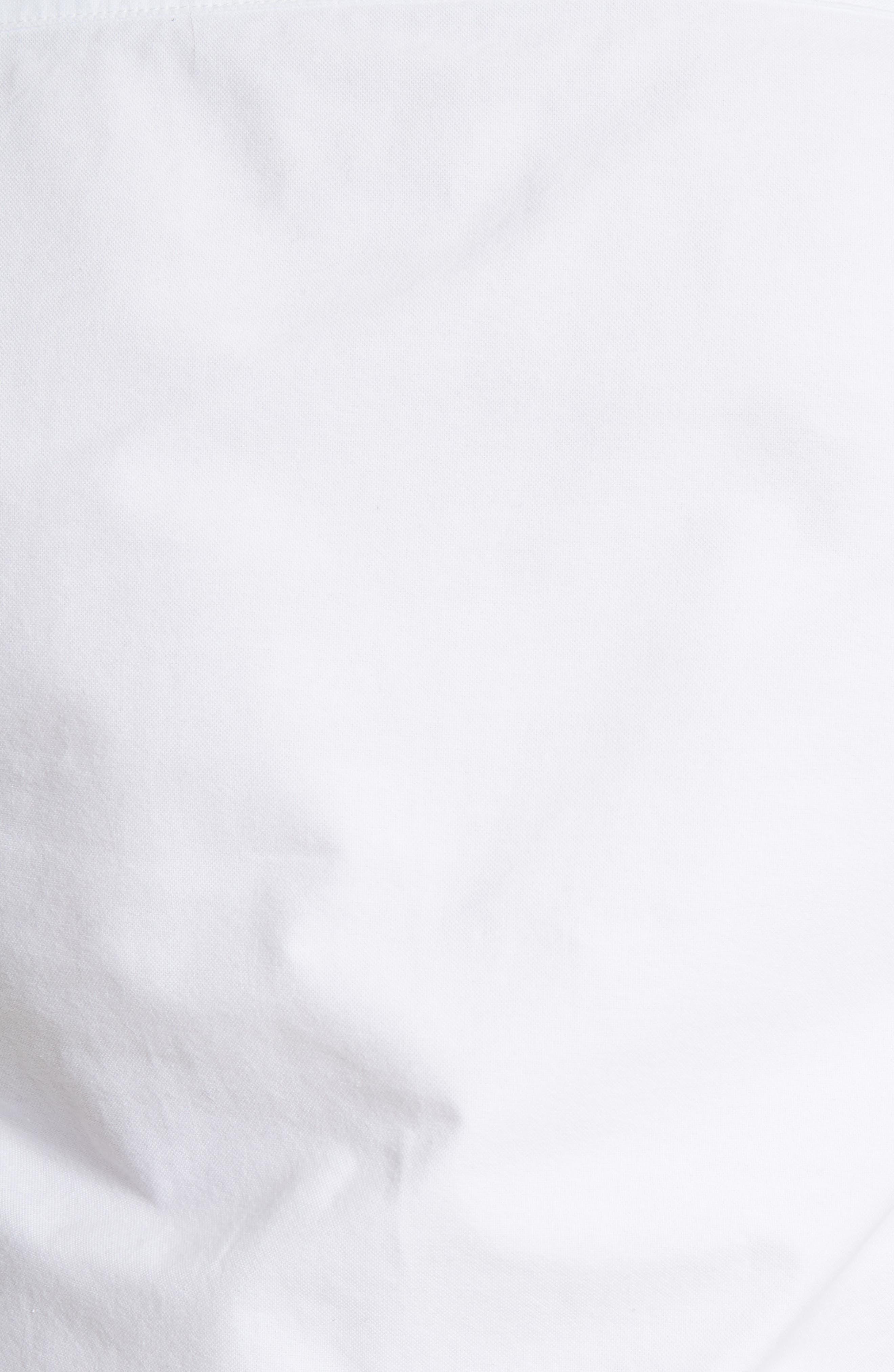 Brigitte Bodysuit,                             Alternate thumbnail 5, color,                             White