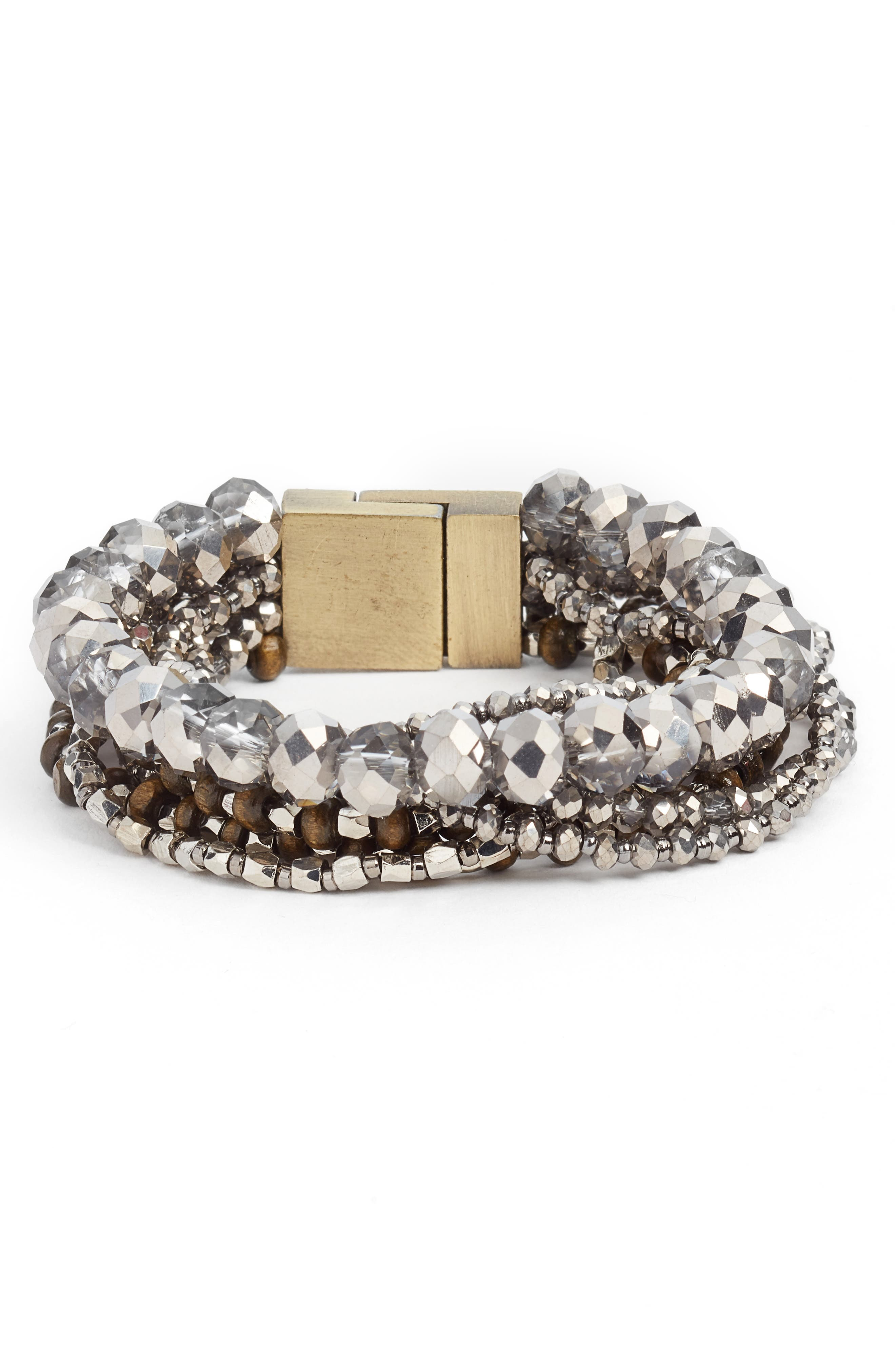 Main Image - Serefina Layered Statement Bracelet