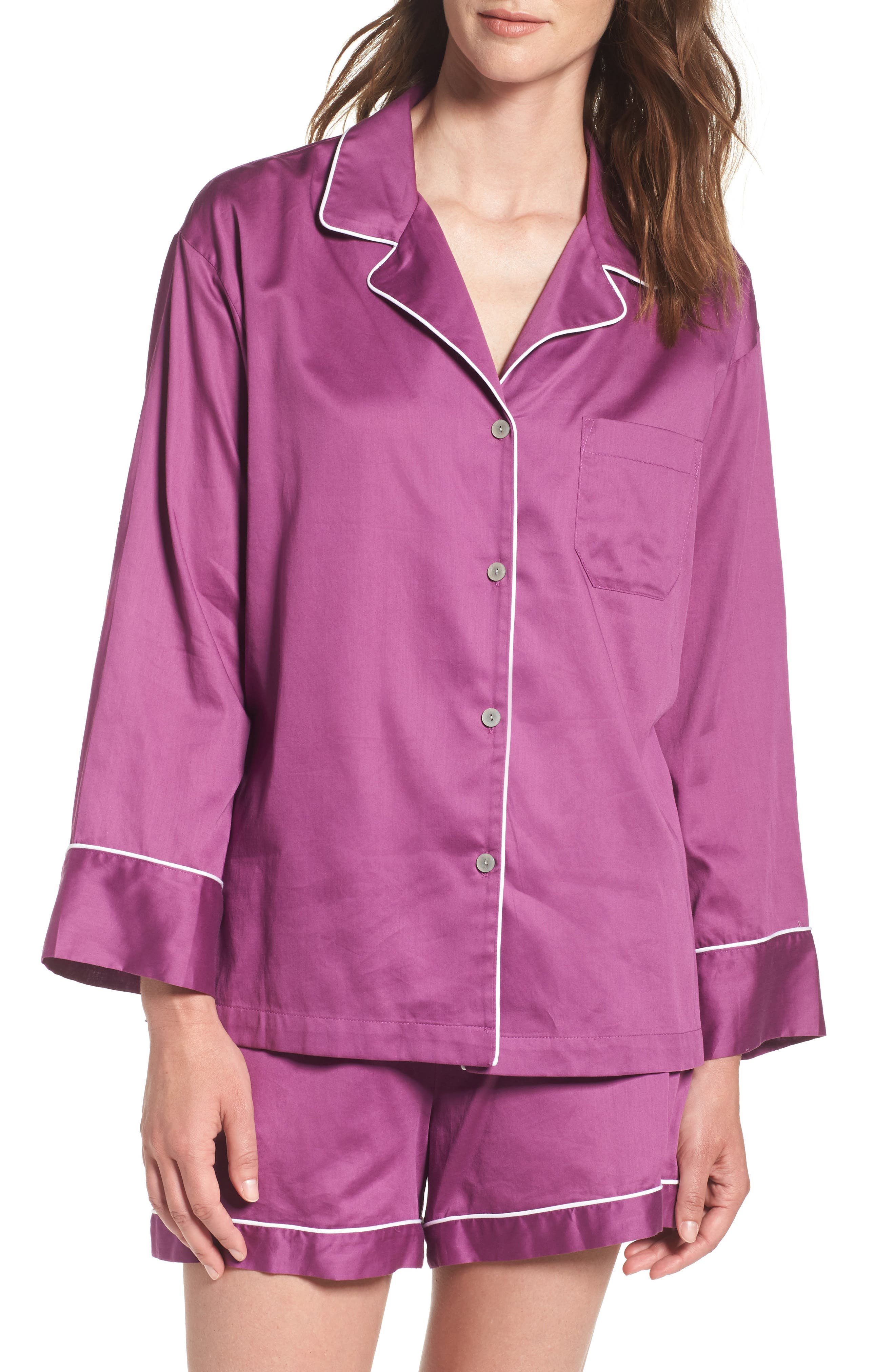 Main Image - Natori Essentials Short Pajamas