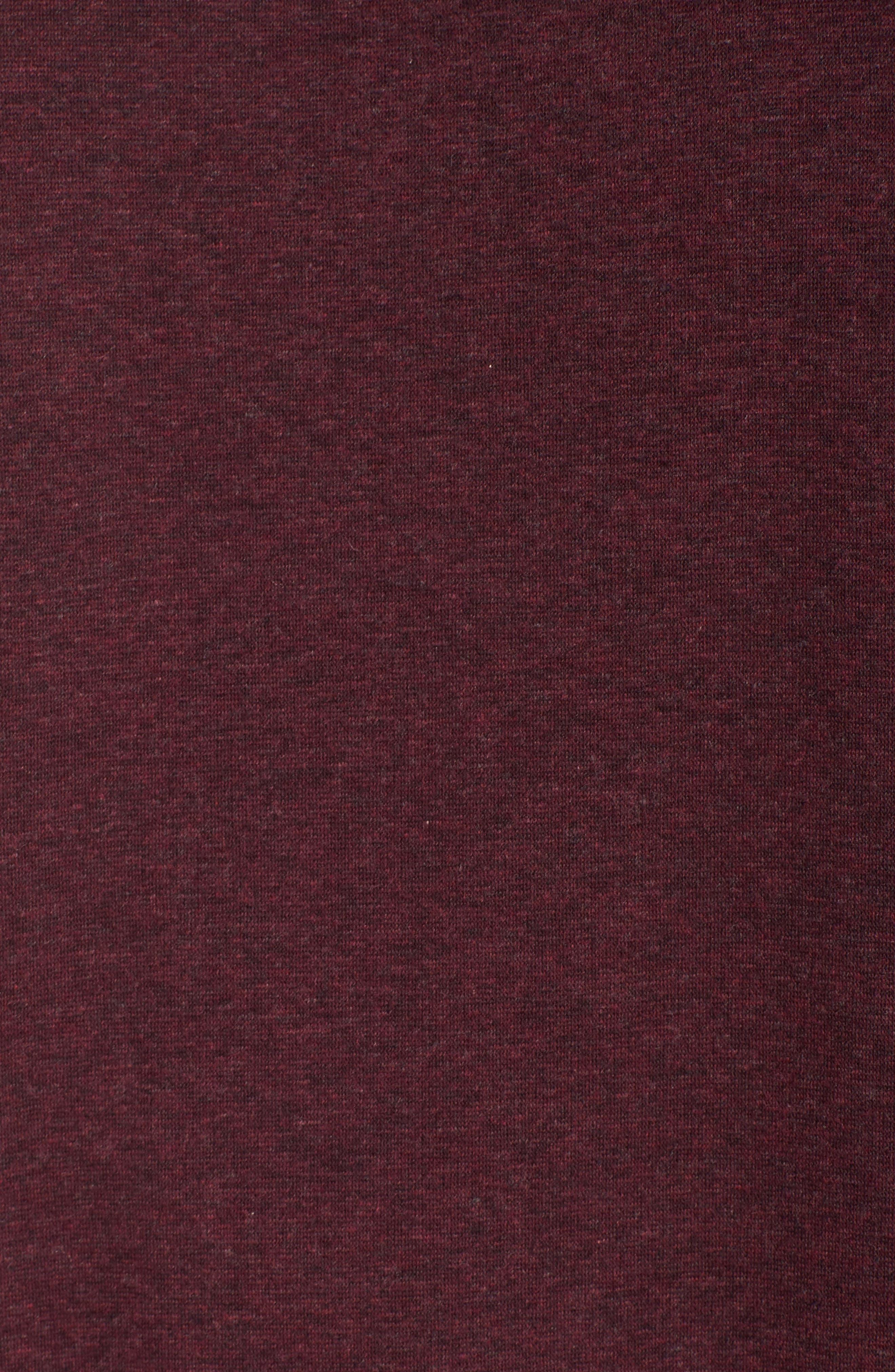 Alternate Image 6  - UGG® Australia 'Pichot' Turtleneck Poncho