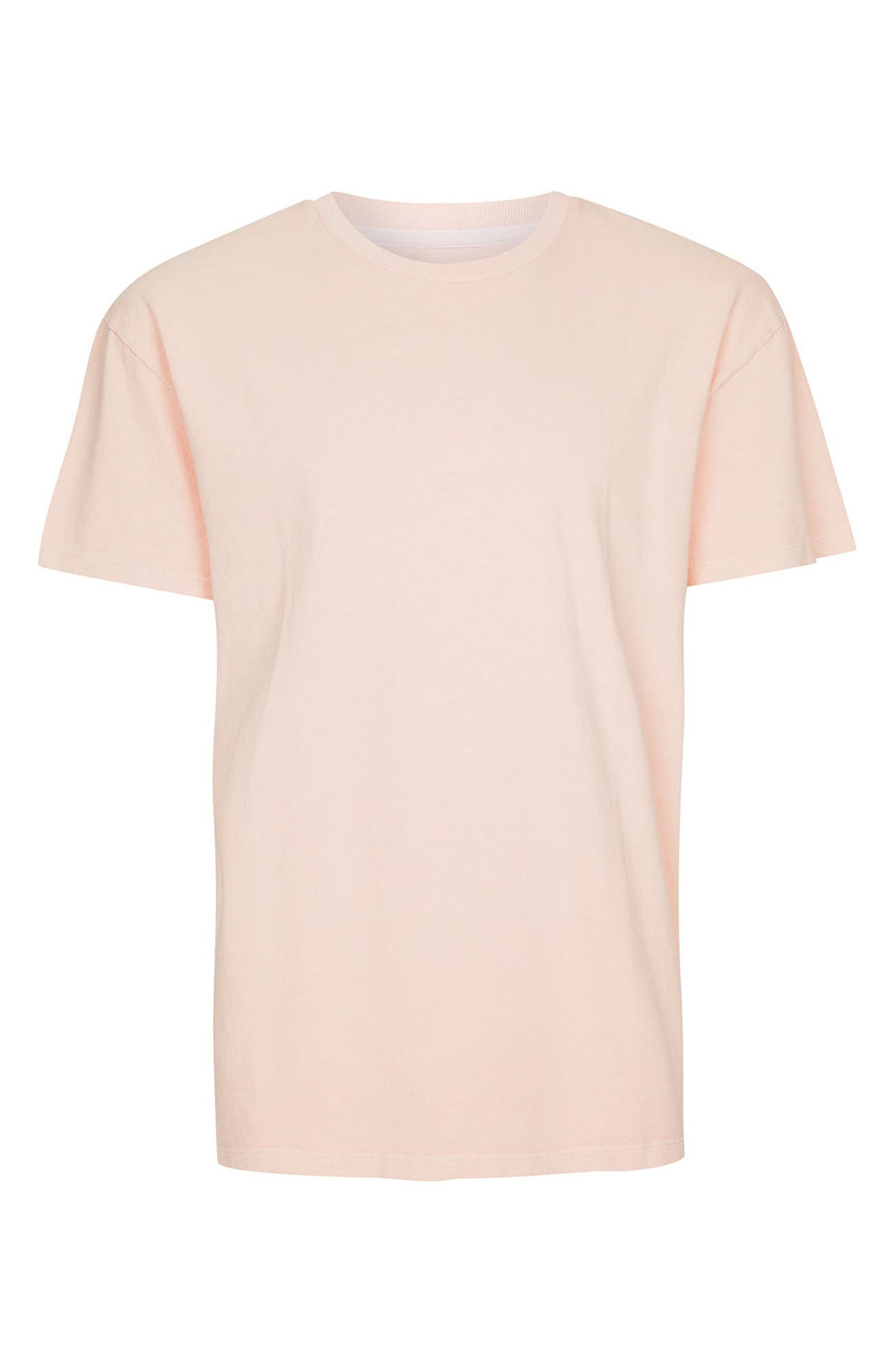 Alternate Image 5  - Topman LTD Collection Washed T-Shirt