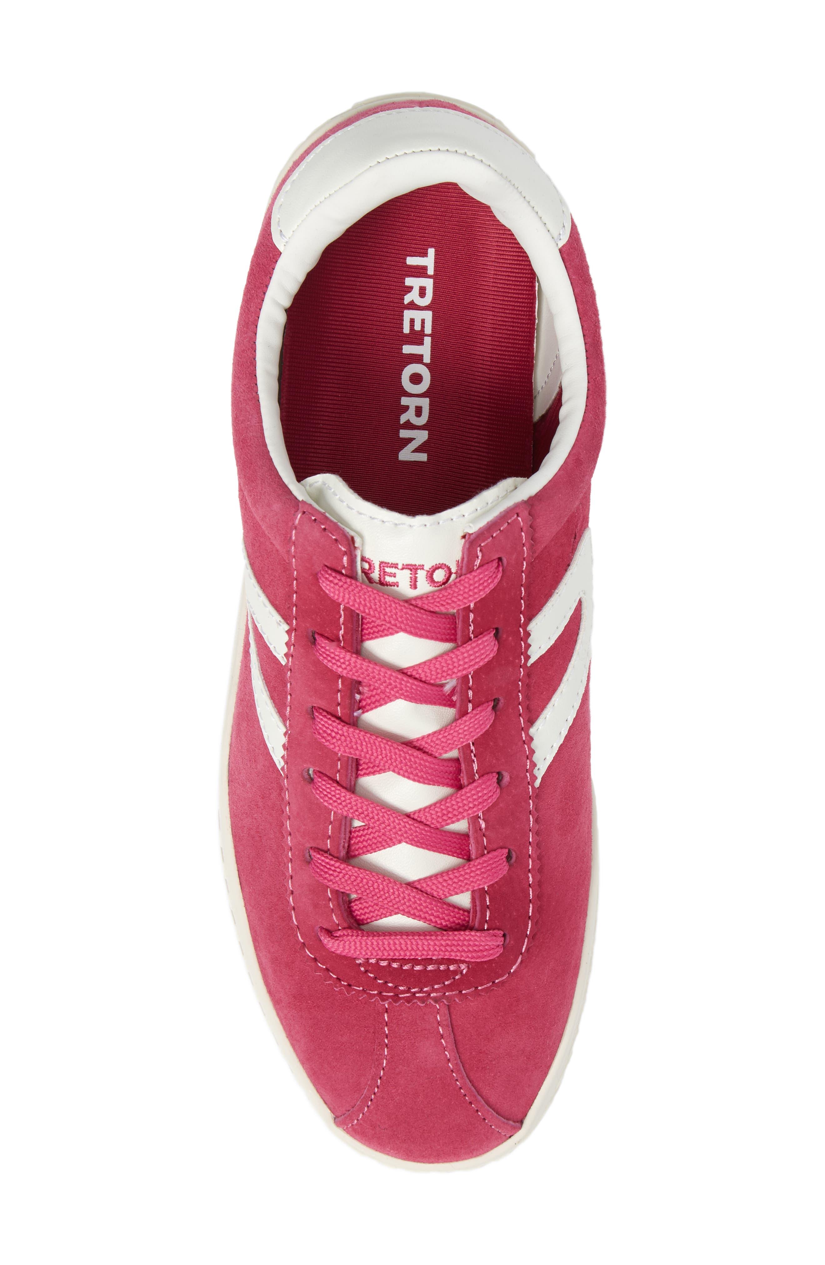 Alternate Image 5  - Tretorn 'Camden 3' Sneaker (Women)