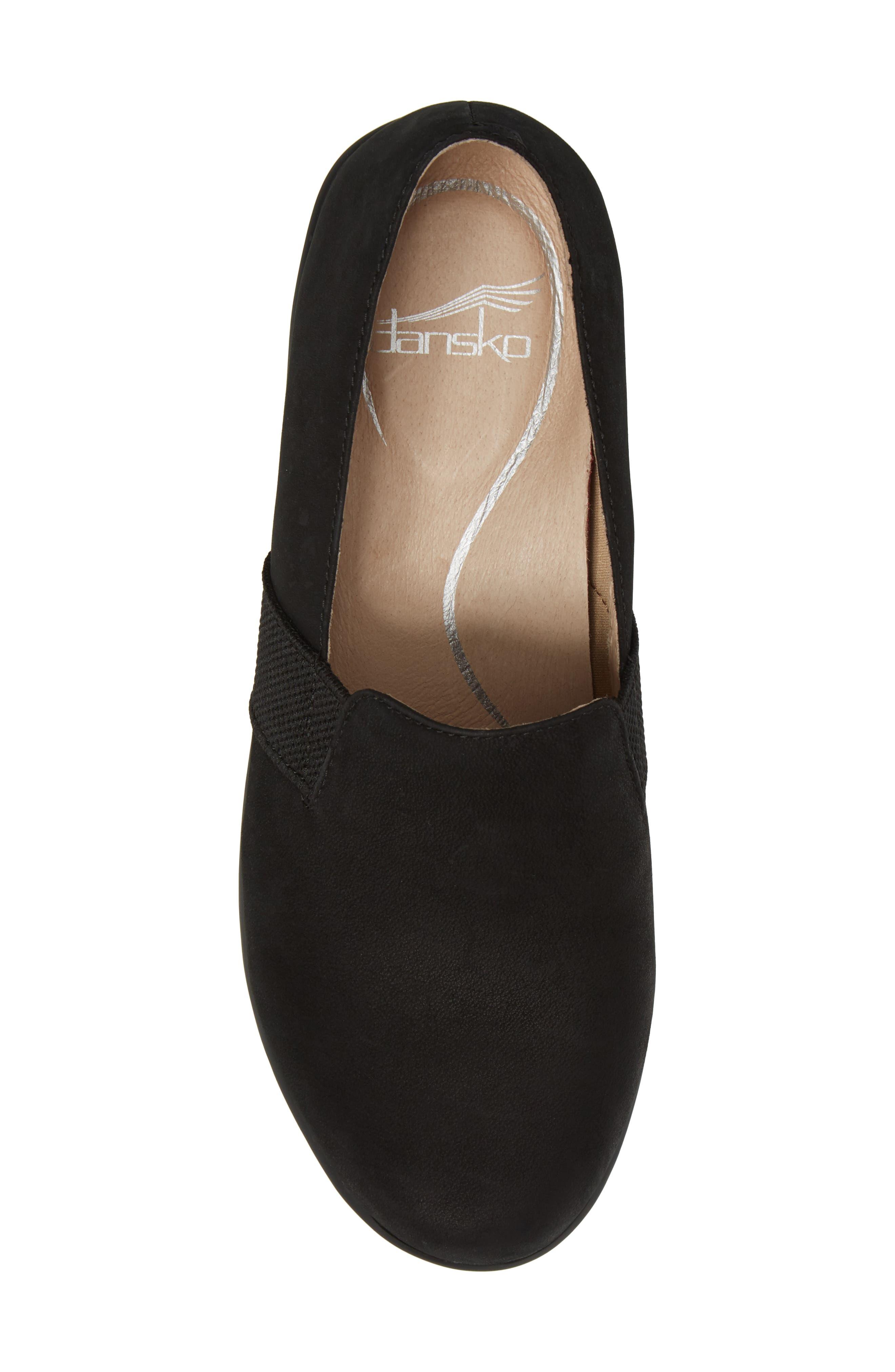 Alternate Image 5  - Dansko 'Jessica' Platform Loafer (Women)