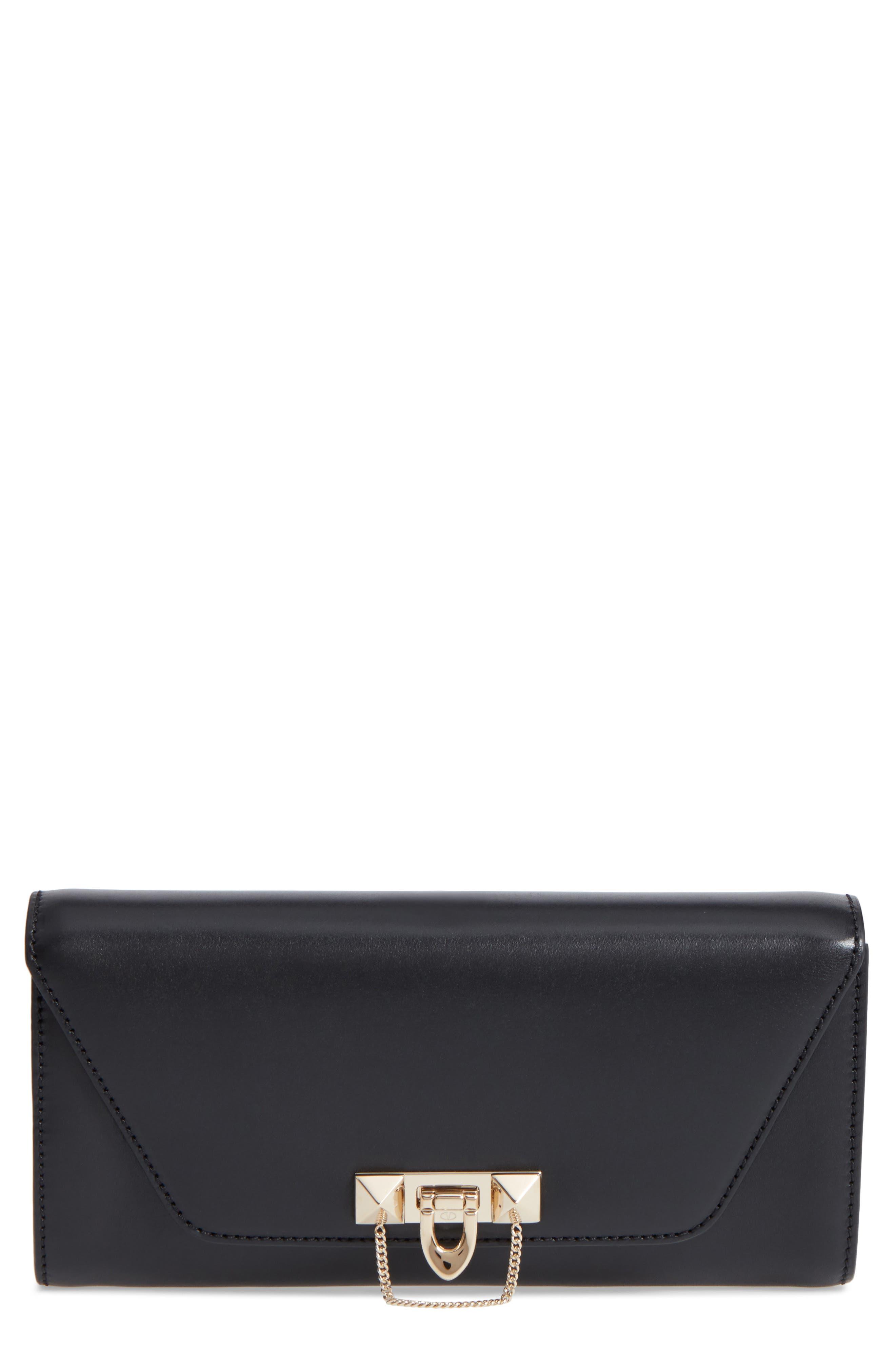 Main Image - Valentino Studded Leather Shoulder Bag