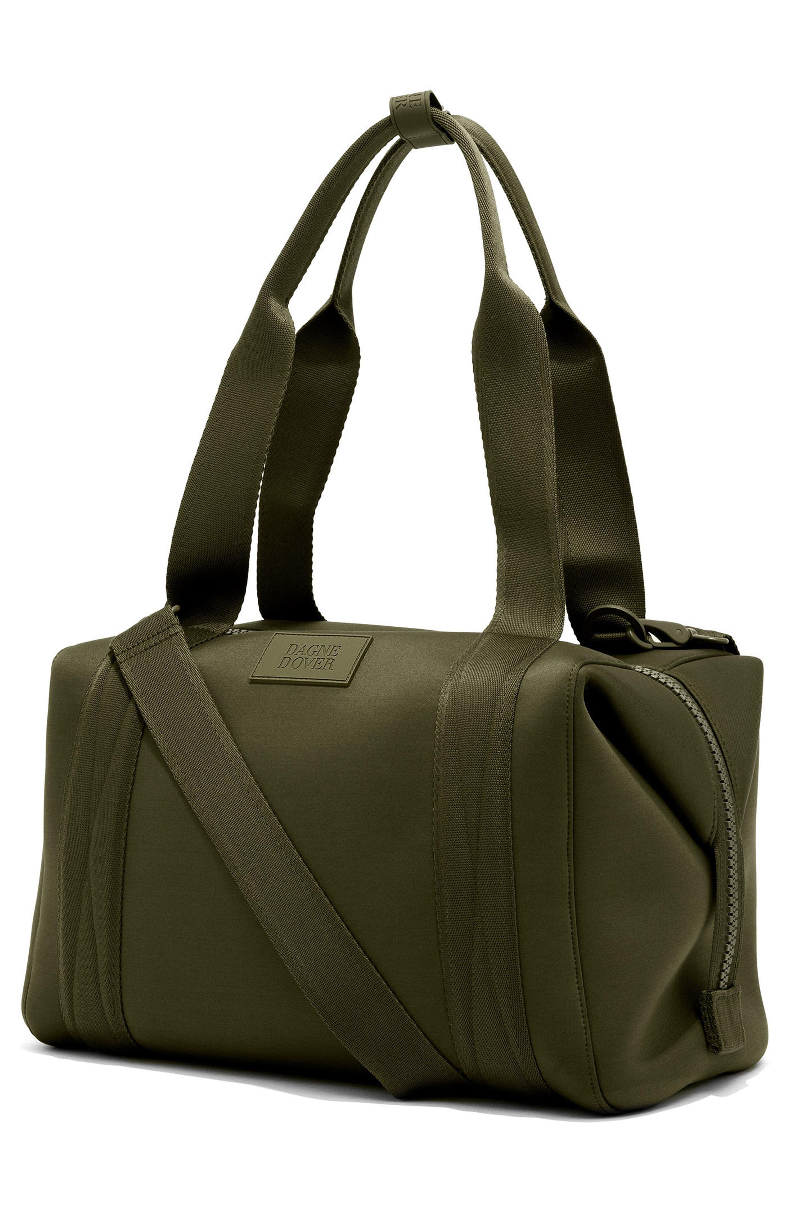 Alternate Image 4  - Dagne Dover Medium Landon Neoprene Duffel Bag