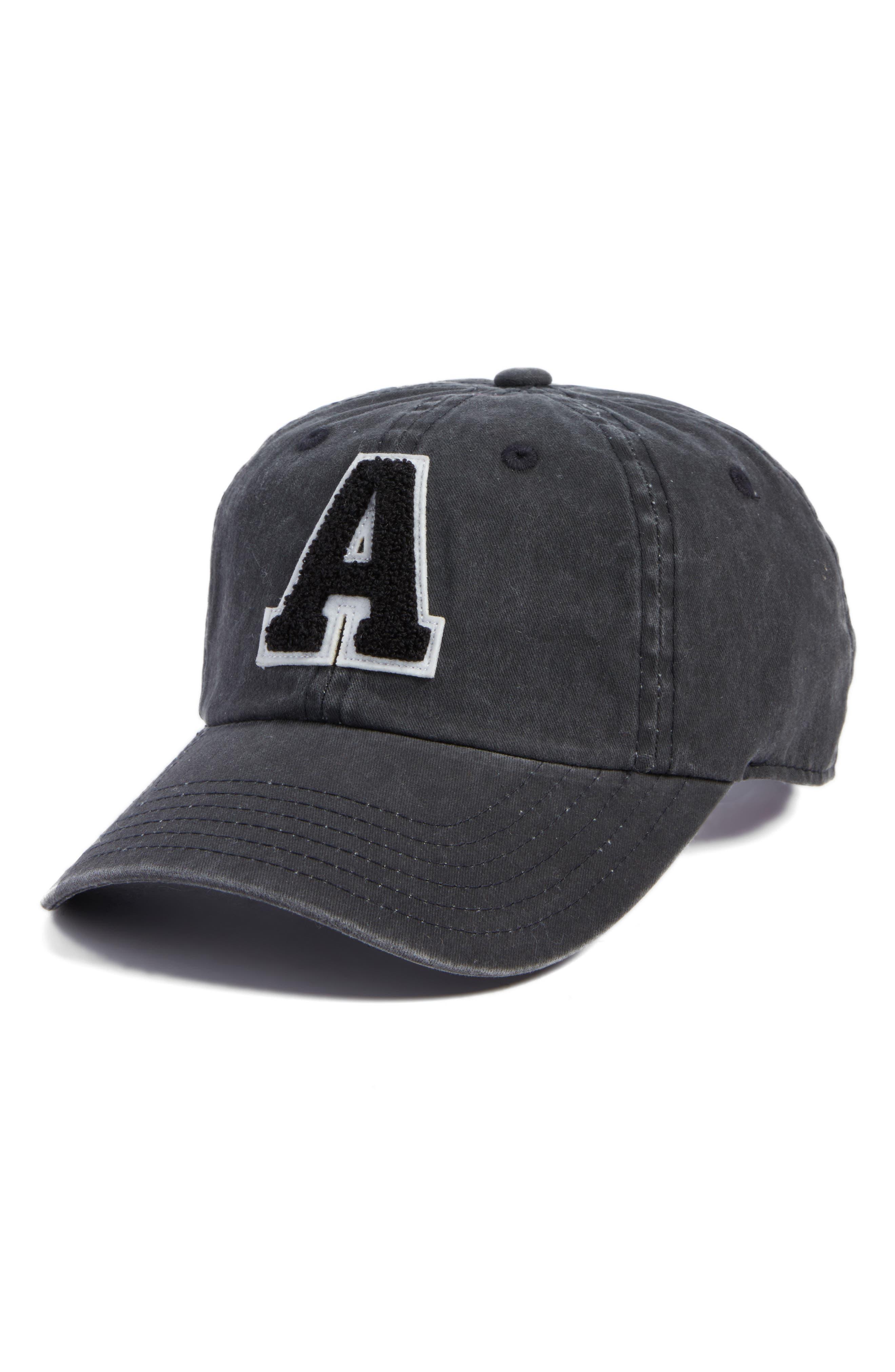 Alternate Image 1 Selected - American Needle Initial Baseball Cap