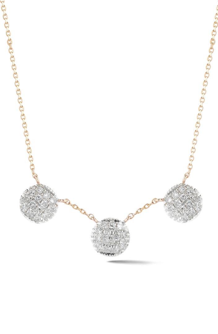 Dana Rebecca Designs Lauren Joy Three Disc Diamond