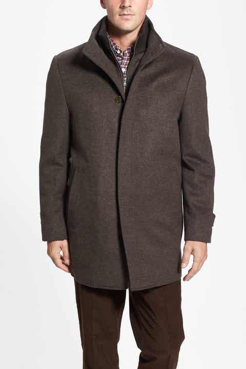 Men's Brown Wool Coats & Men's Brown Wool Jackets | Nordstrom