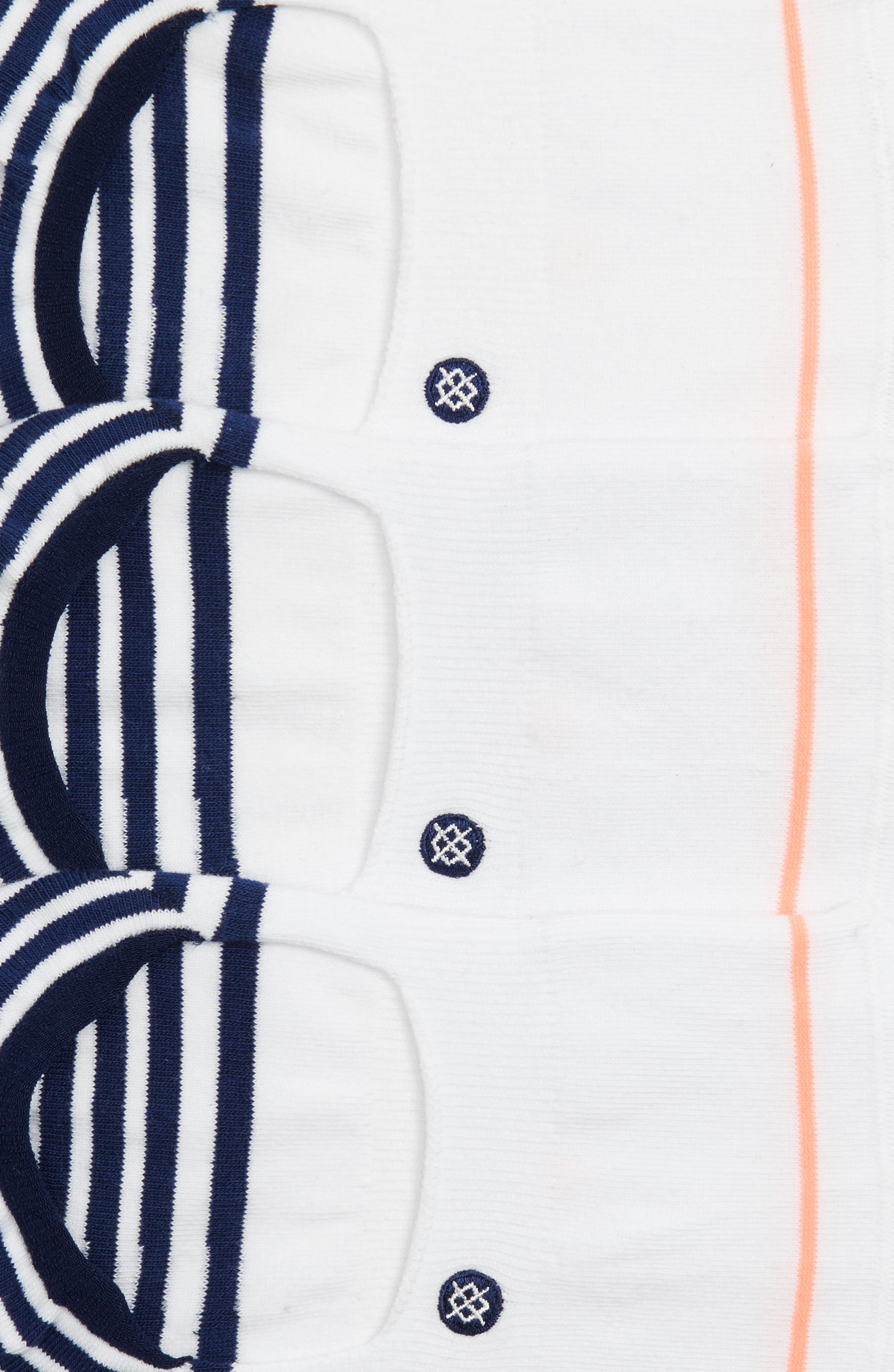 Alternate Image 2  - Stance Uncommon 3-Pack No-Show Socks